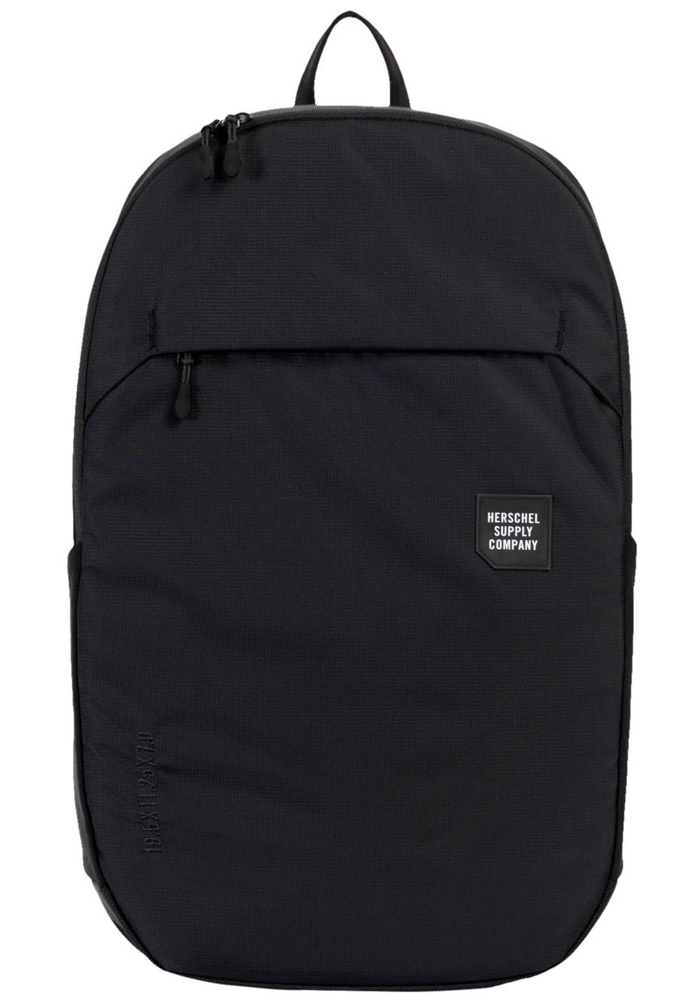 delicate colors stable quality innovative design Herschel SUPPLY CO Mammoth Large 23L - Backpack - Black - Planet ...