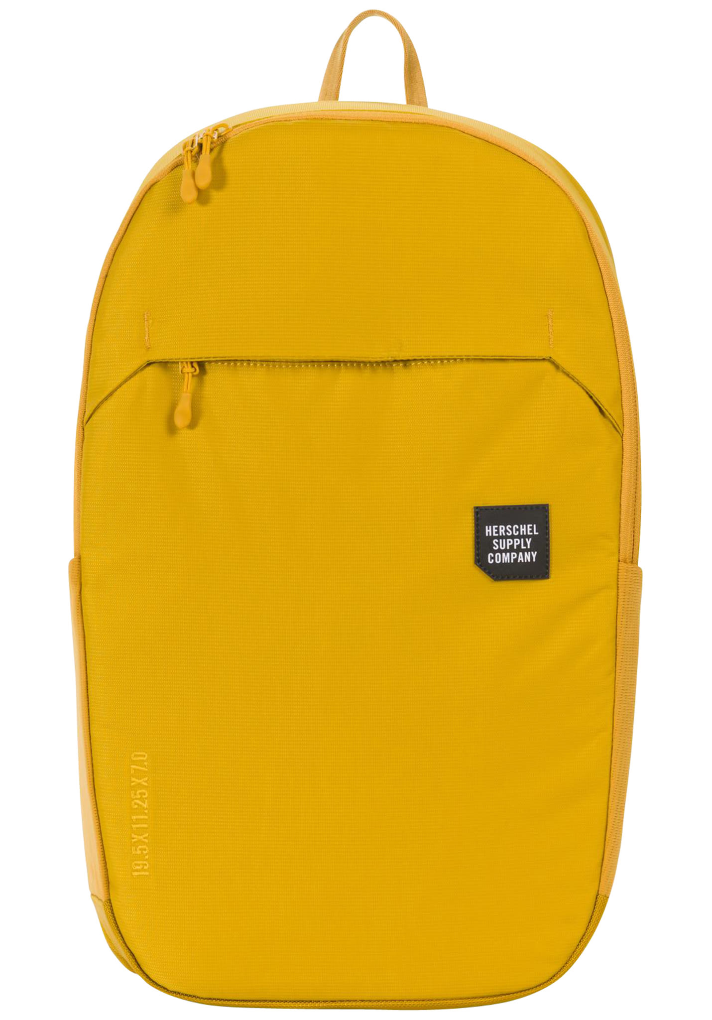 25dcfb27645 Herschel SUPPLY CO Mammoth Large 23L - Backpack - Yellow - Planet Sports