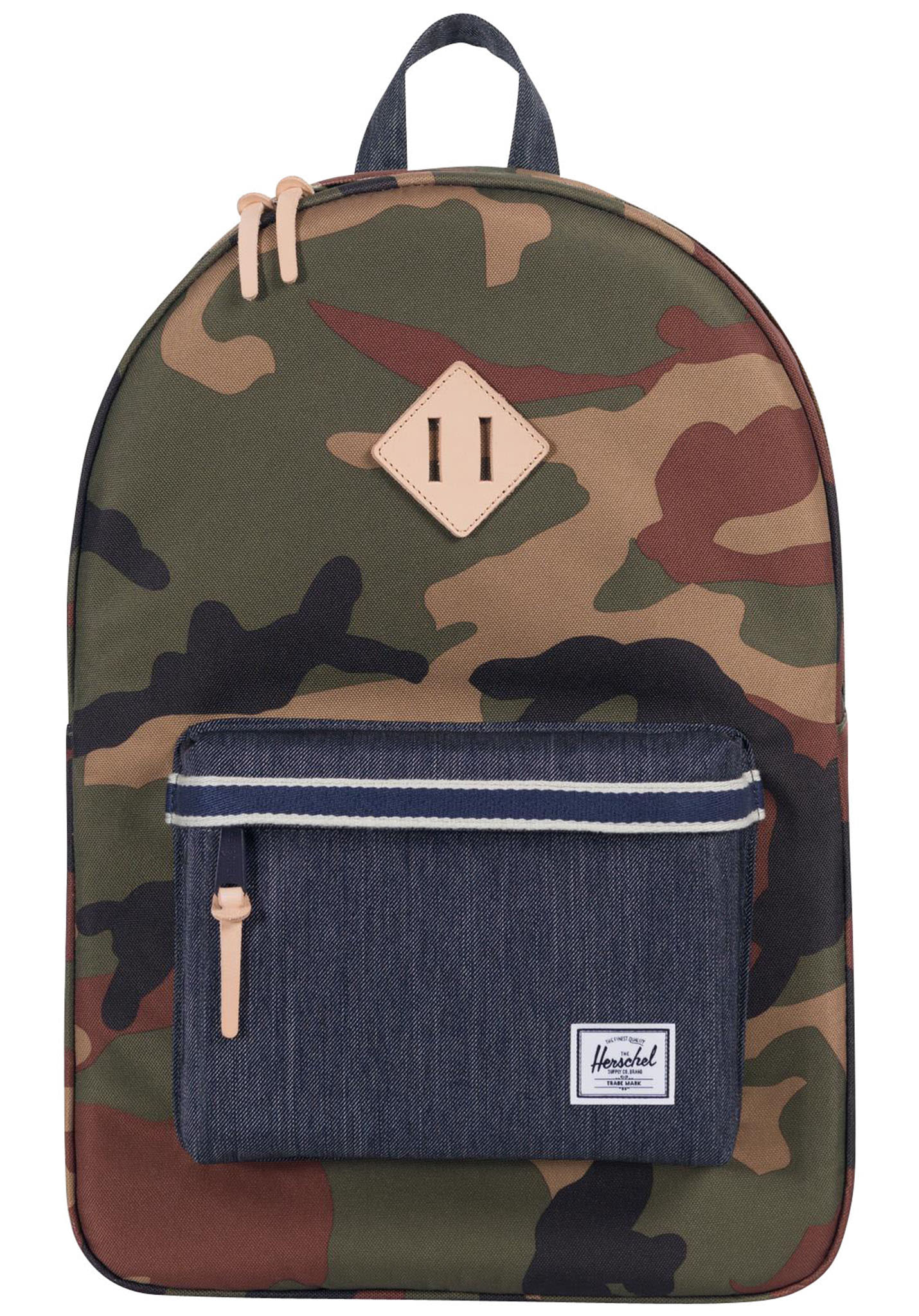 aaa0710d1b0 HERSCHEL SUPPLY CO Heritage 21,5L - Rugzak - Camouflage - Planet Sports