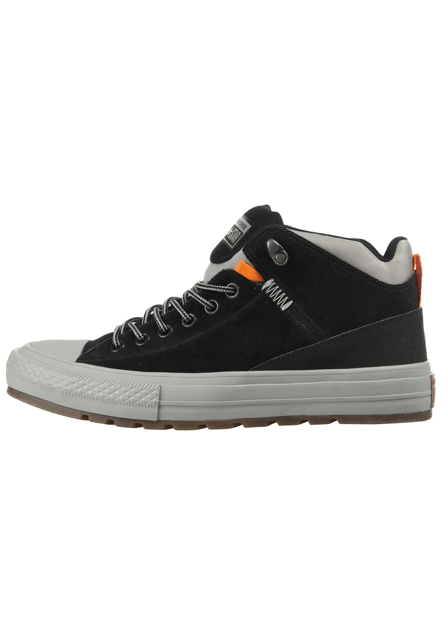 3948a68d4497 Converse Chuck Taylor All Star Street Hi - Sneakers for Men - Black - Planet  Sports