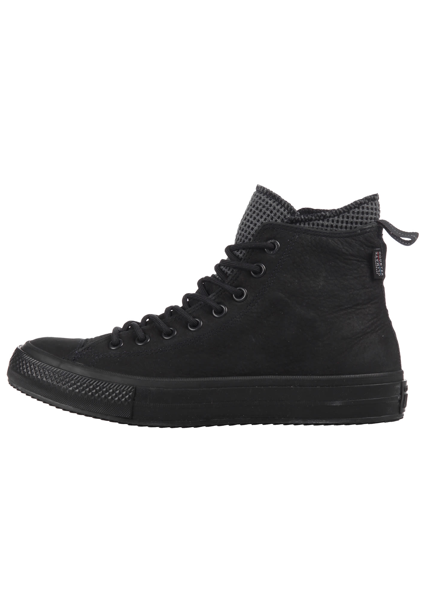 16f612dc7302 Converse Chuck Taylor All Star WP Hi - Sneakers for Men - Black - Planet  Sports
