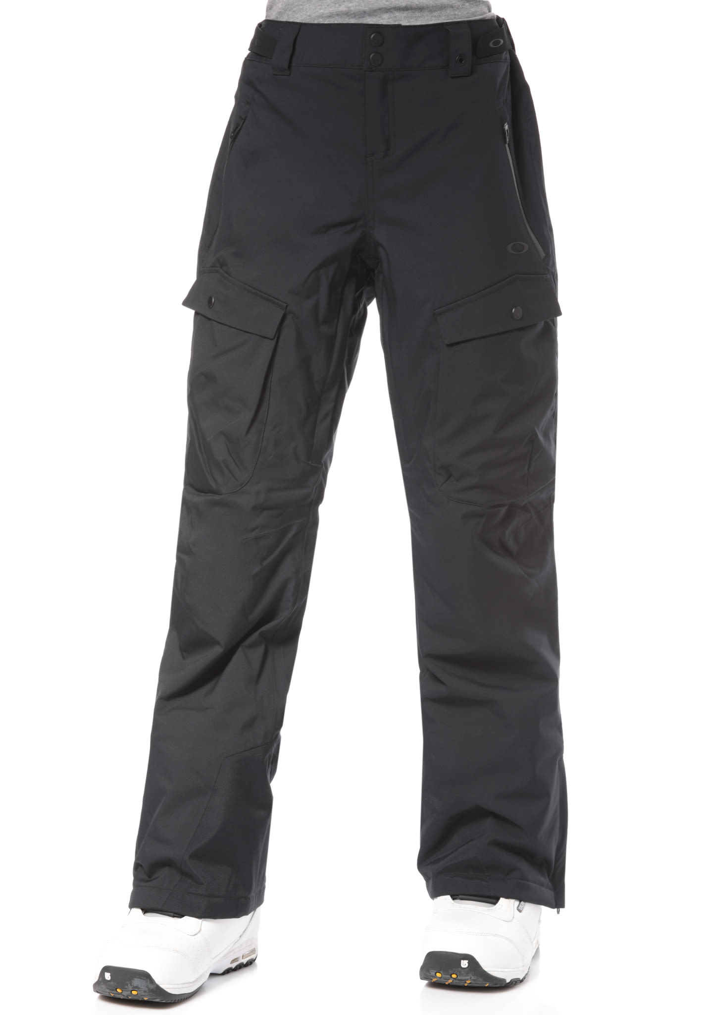 acc8959ad5 OAKLEY Snow Insulated 10K  2L - Snowboard Pants for Women - Black - Planet  Sports