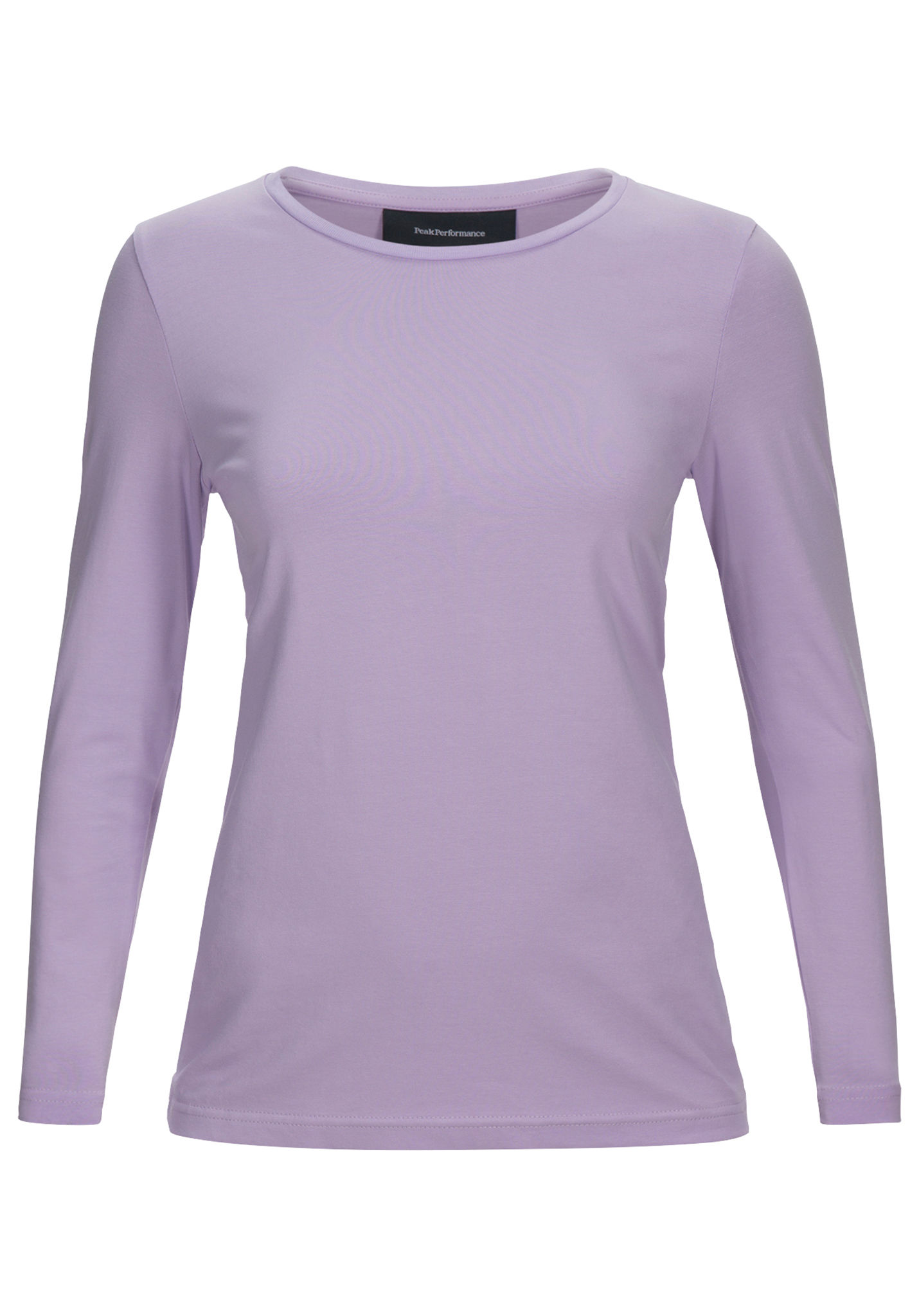 6e259692 PEAK PERFORMANCE Logo - Long-sleeved Shirt for Women - Purple - Planet  Sports