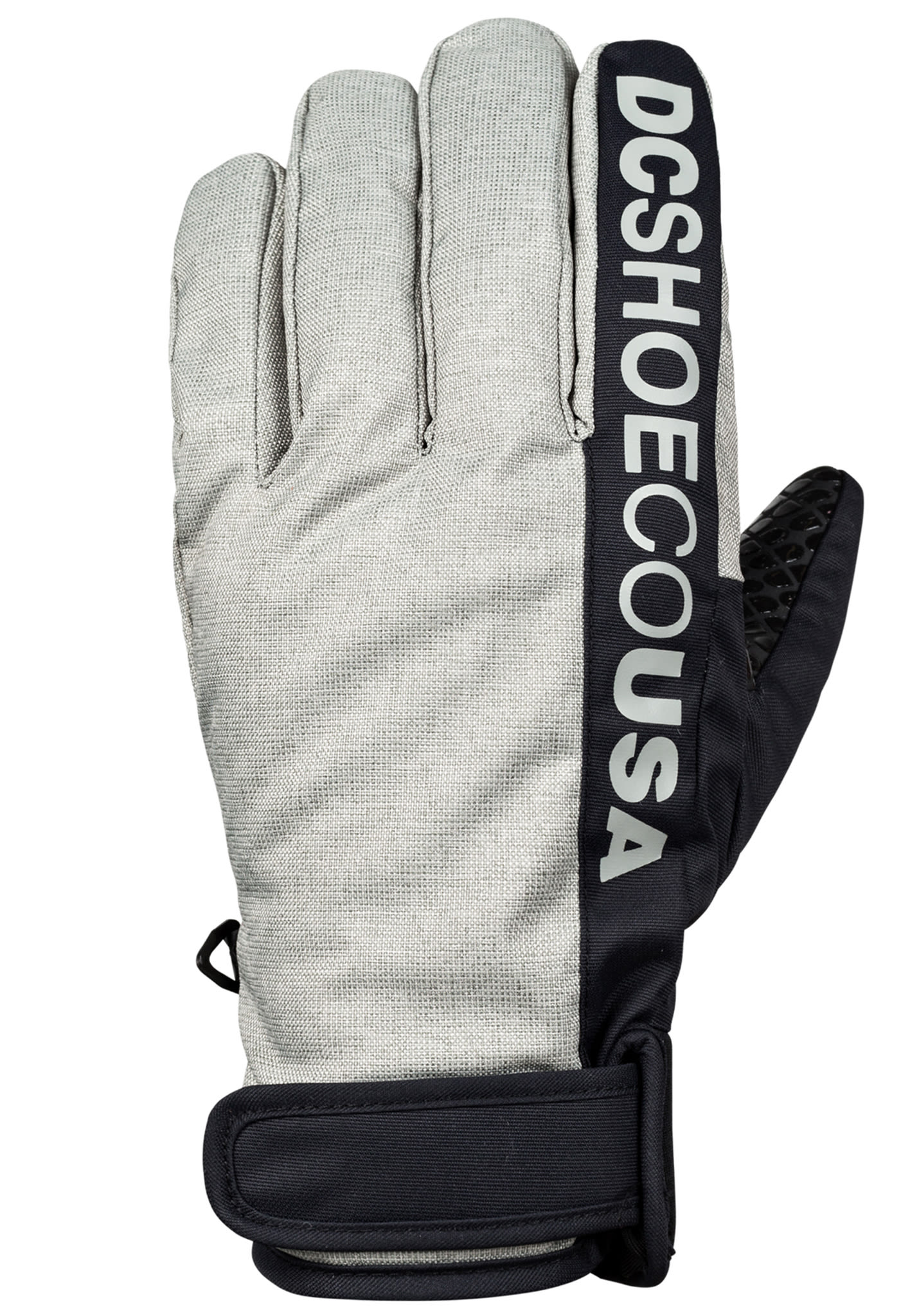ff5c04154e5f DC Deadeye - Snowboard Gloves for Men - Grey - Planet Sports