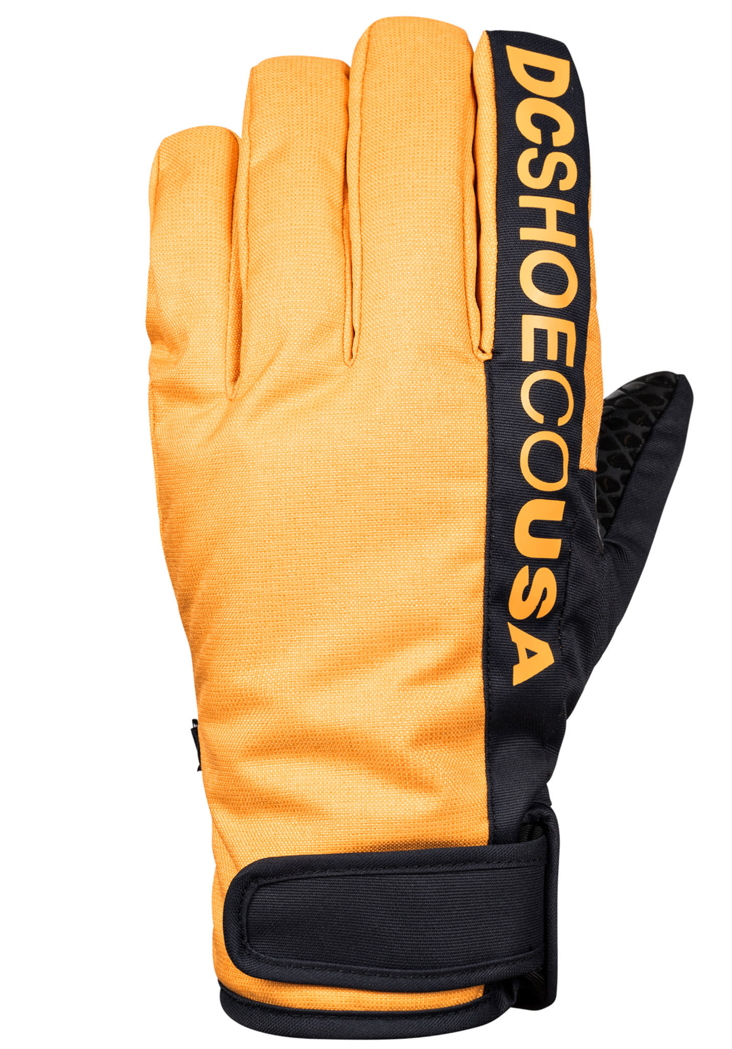a4b521e7dbe0 DC Deadeye - Snowboard Gloves for Men - Yellow - Planet Sports