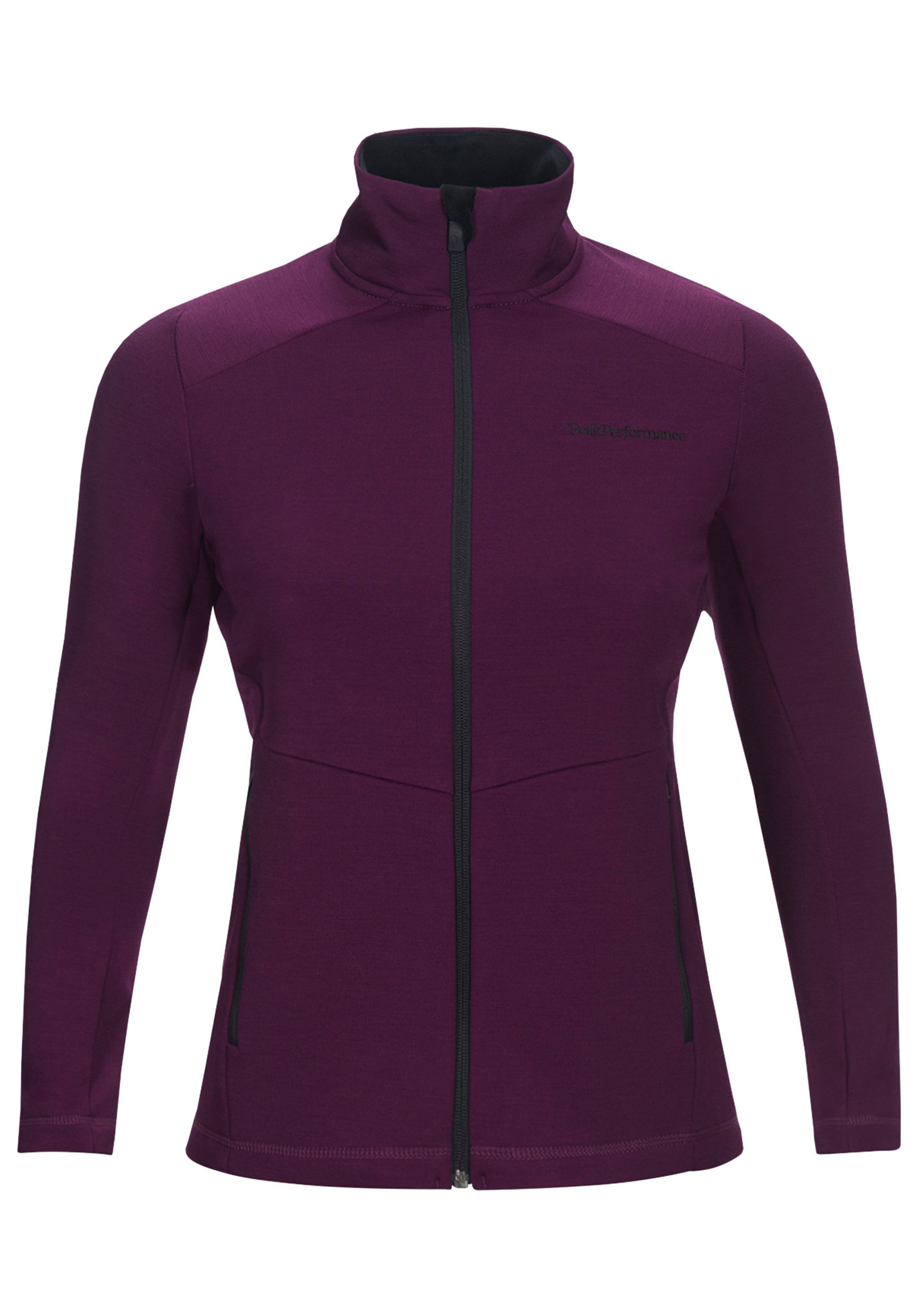 99816c2b PEAK PERFORMANCE Helo - Functional Top for Women - Purple - Planet Sports