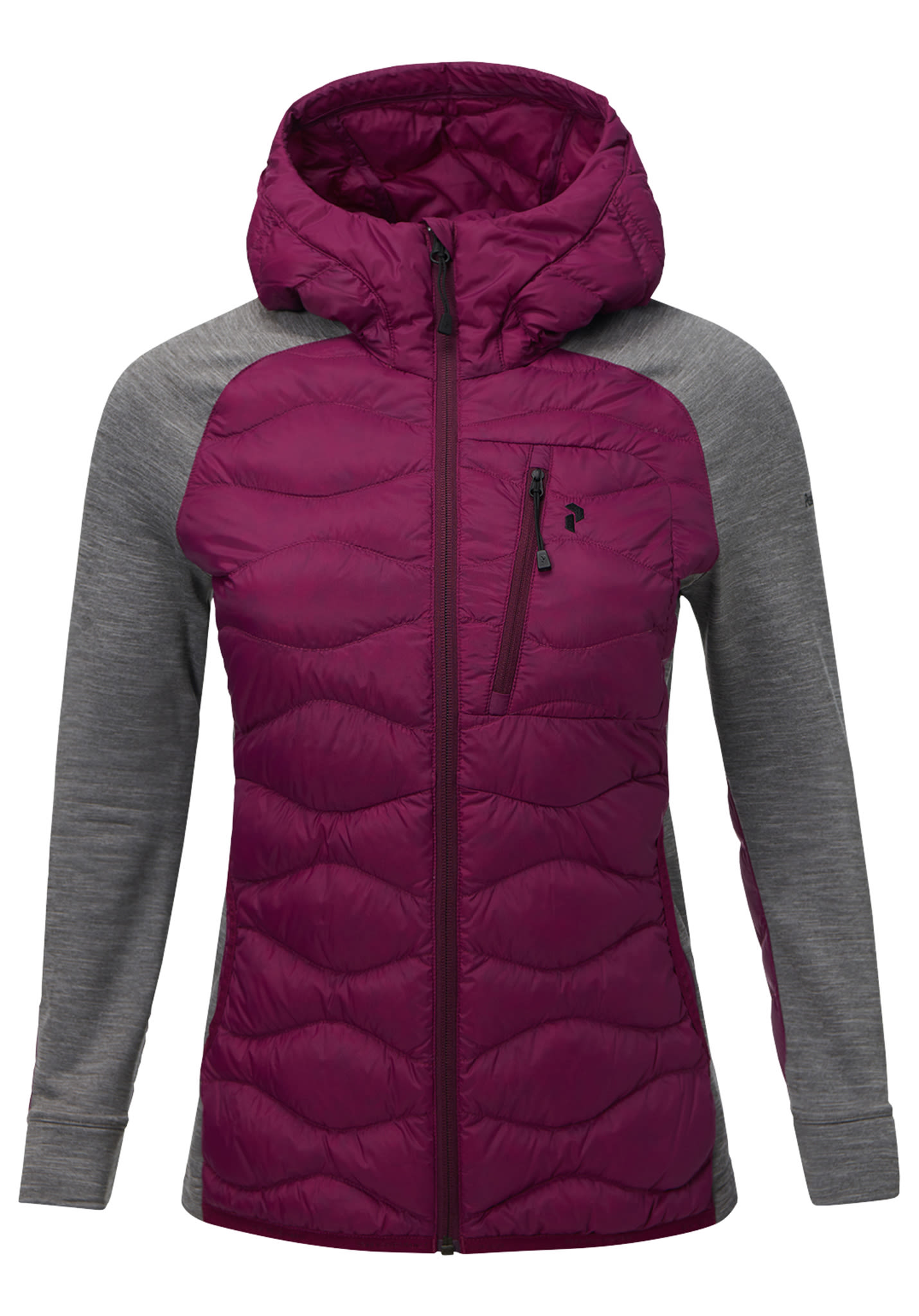 Sport & Freizeit Peak Performance Women Helium DOWN HYBRID