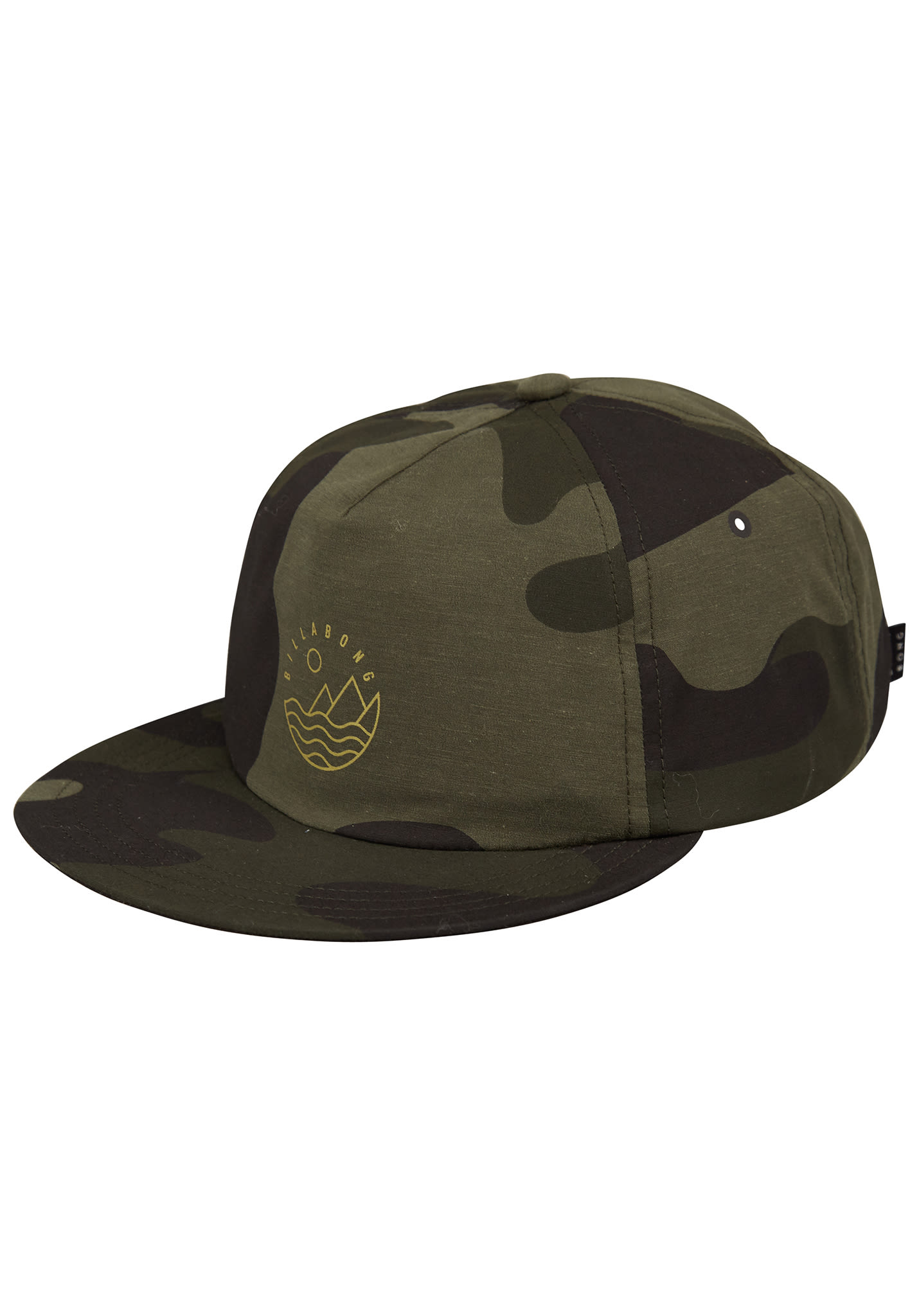 638ad5e505a BILLABONG Surftrek - Snapback Cap - Camo - Planet Sports