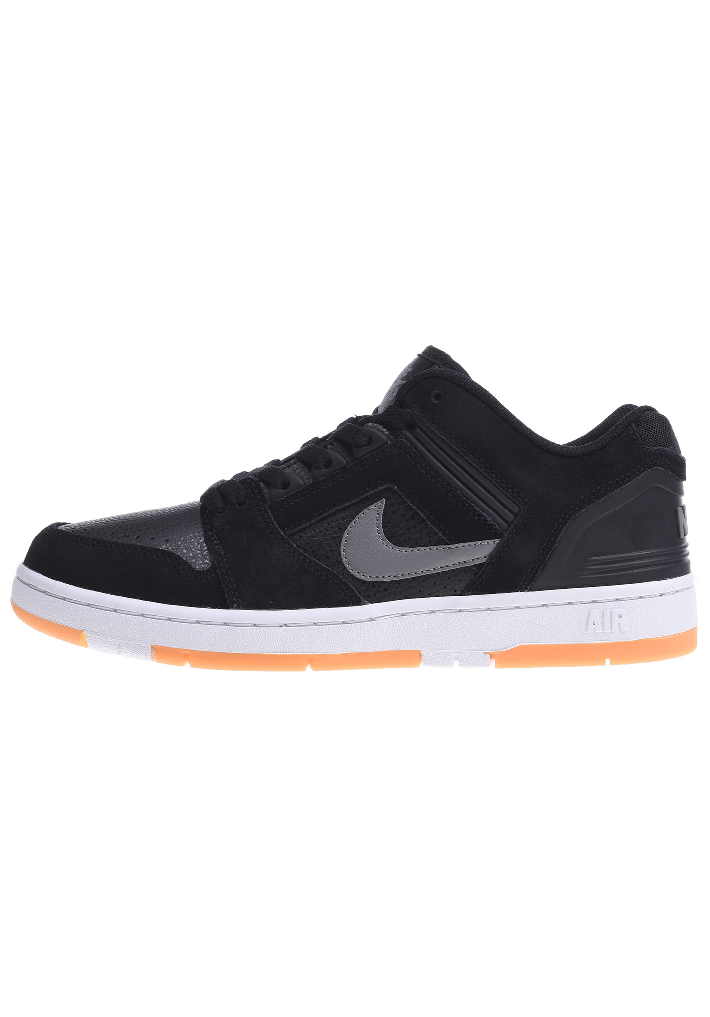 official photos 9ecf1 a0251 NIKE SB Air Force II Low - Sneakers for Men - Black - Planet Sports