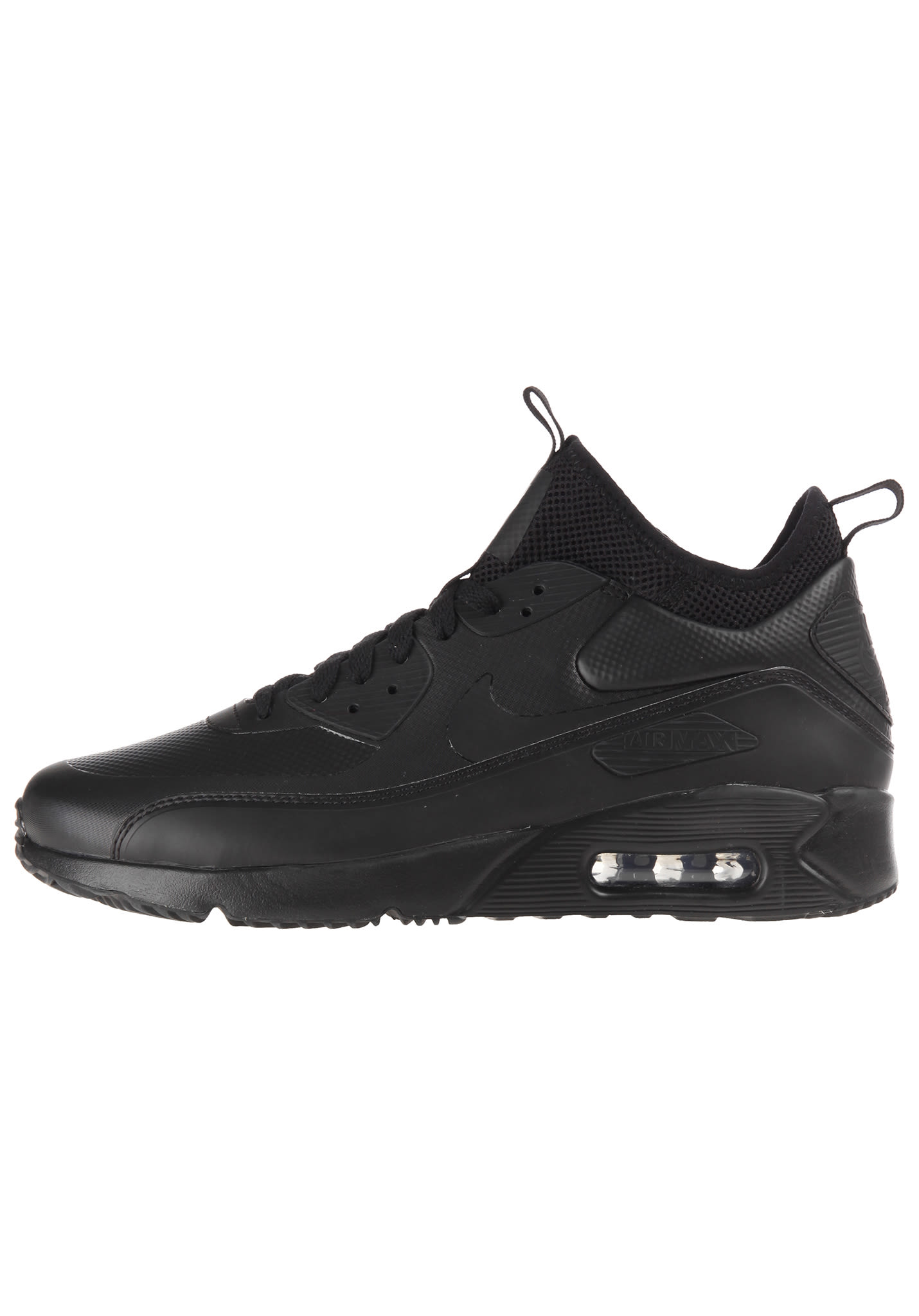 208bec6c41 NIKE SPORTSWEAR Air Max 90 Ultra Mid Winter - Sneakers for Men - Black -  Planet Sports