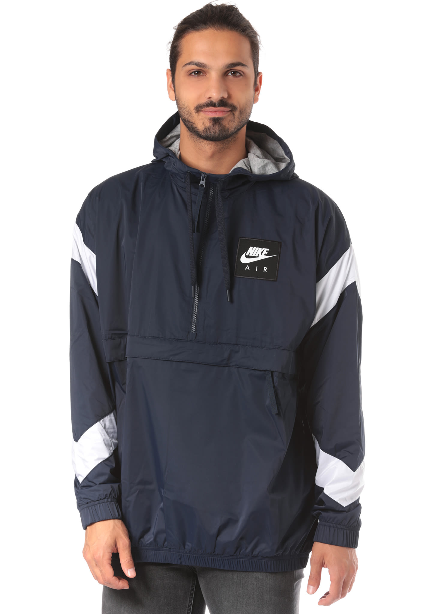 55940fdedd21 NIKE SPORTSWEAR Air - Jacket for Men - Blue - Planet Sports