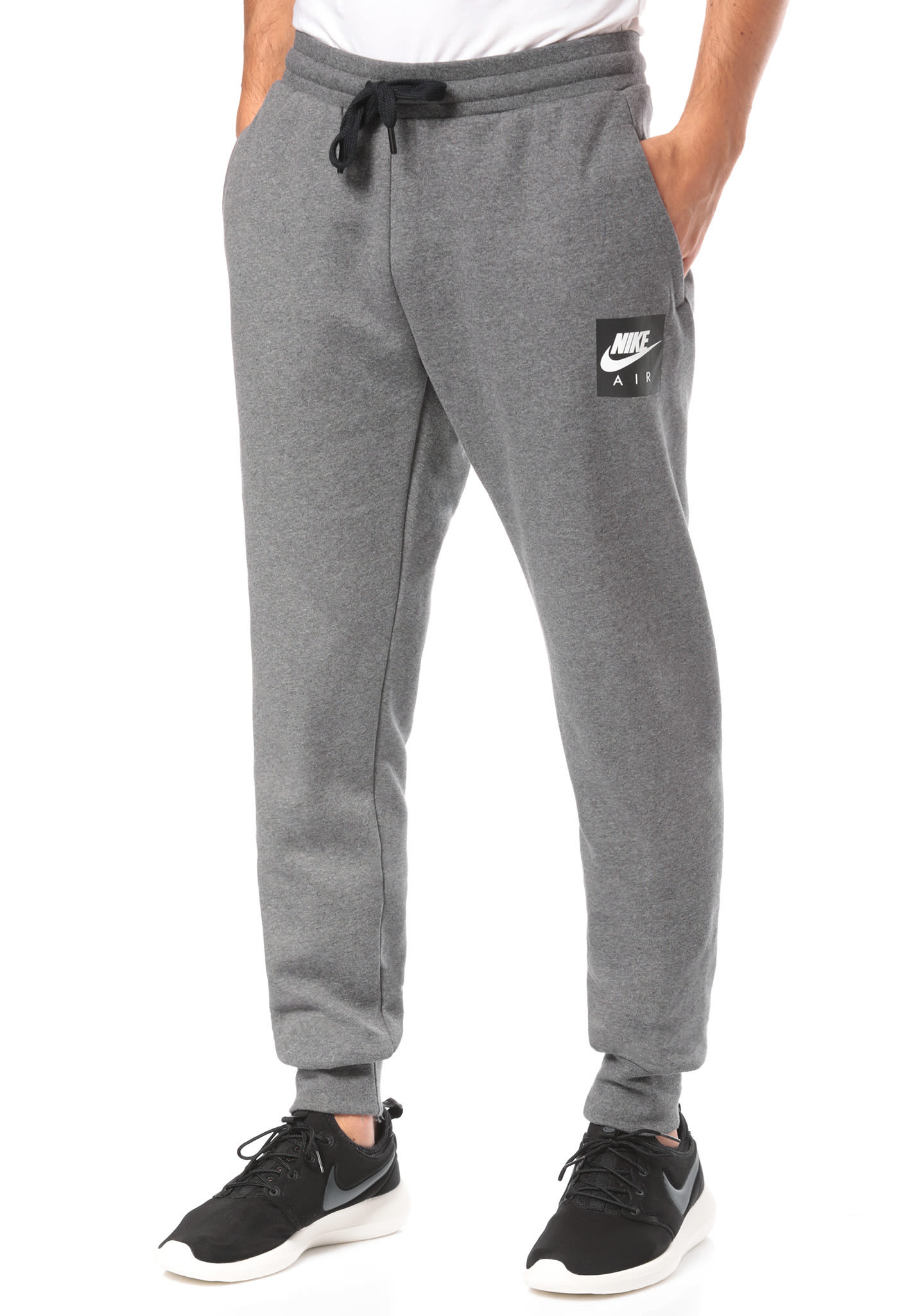 ca3113f583 NIKE SPORTSWEAR Air - Trackpants for Men - Grey - Planet Sports