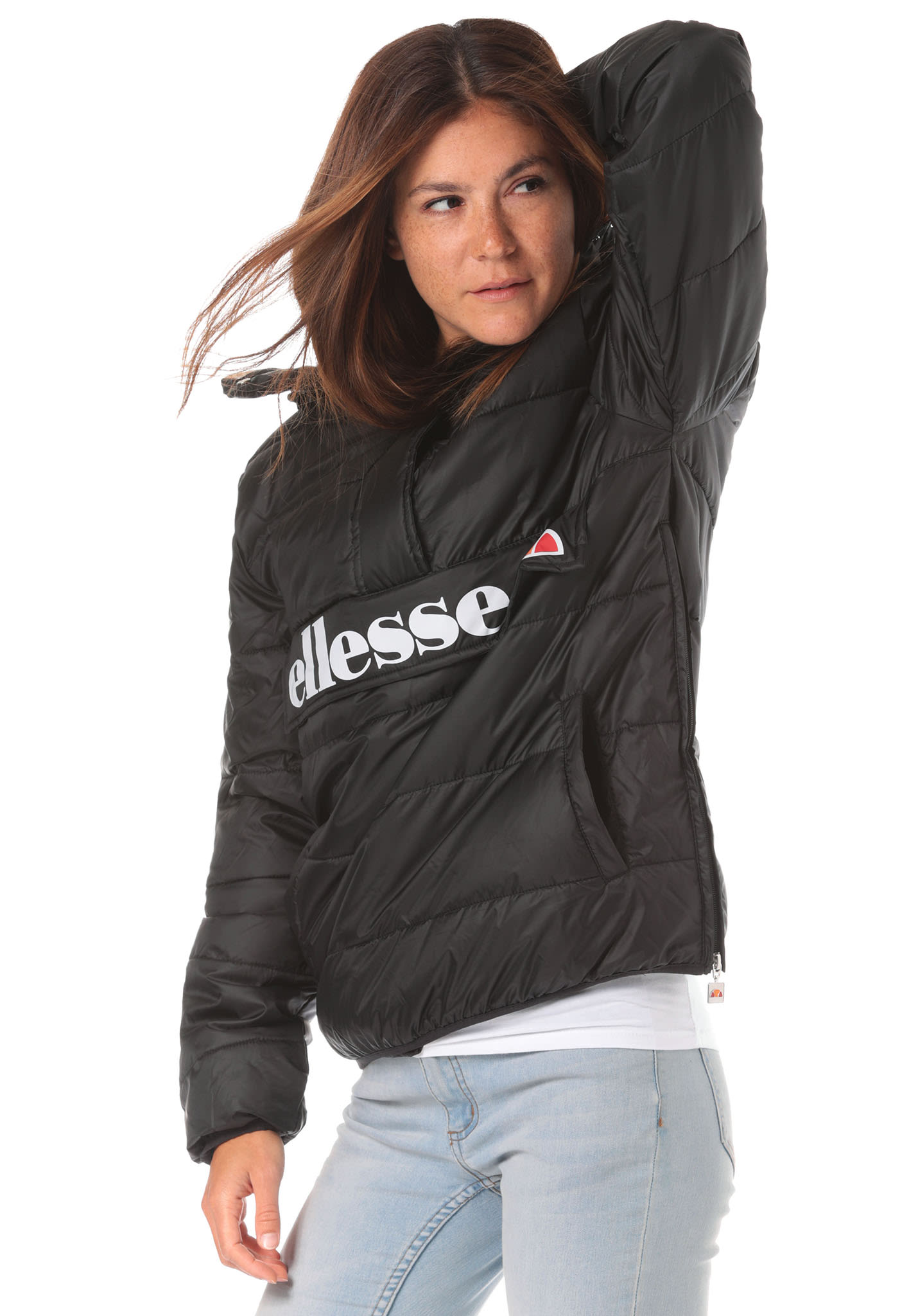 c982a3d9cc ELLESSE Andalo - Giacca per Donna - Nero - Planet Sports
