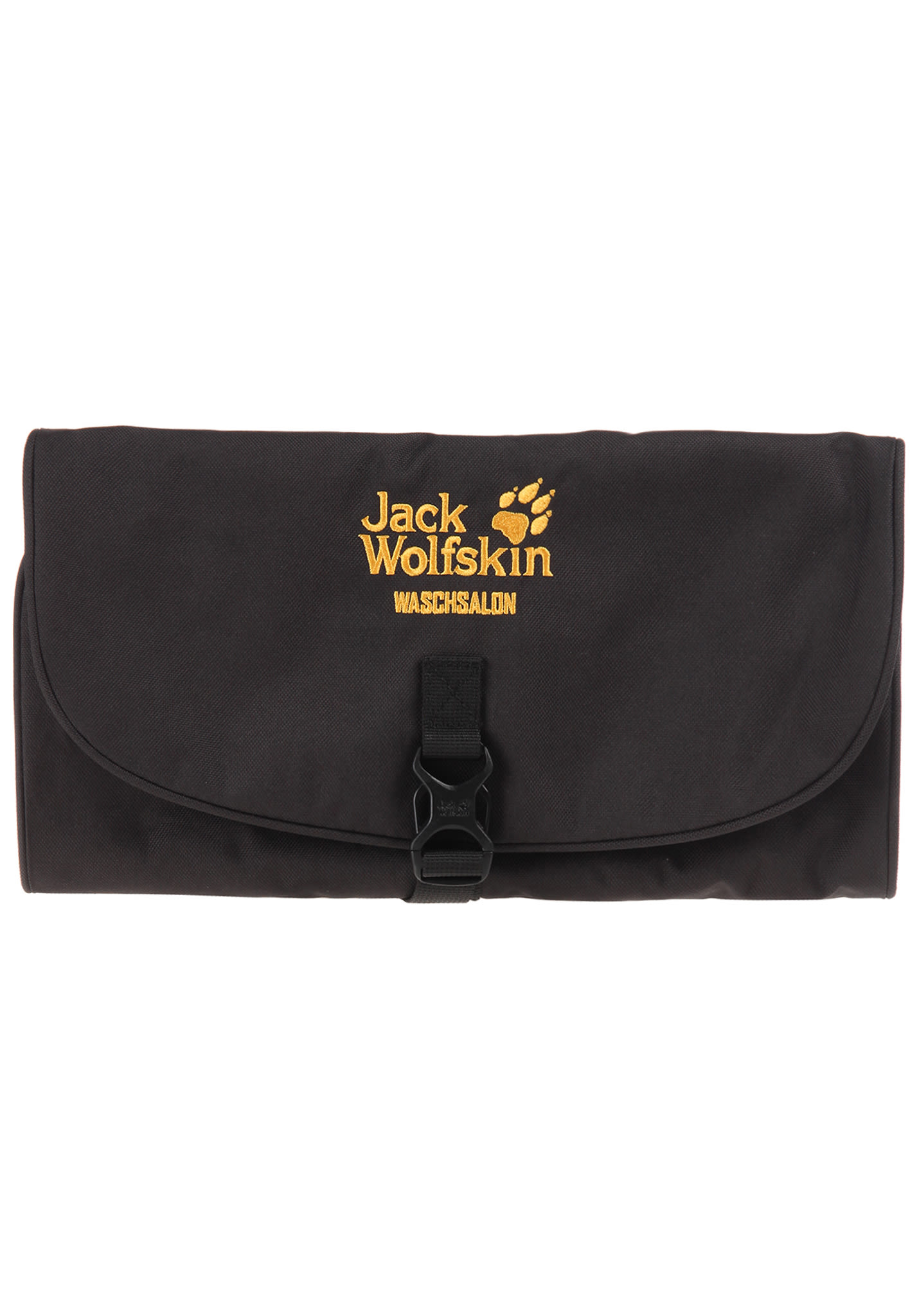 7d6ff1ec73 Jack Wolfskin Waschsalon - Overnight Bag - Black - Planet Sports