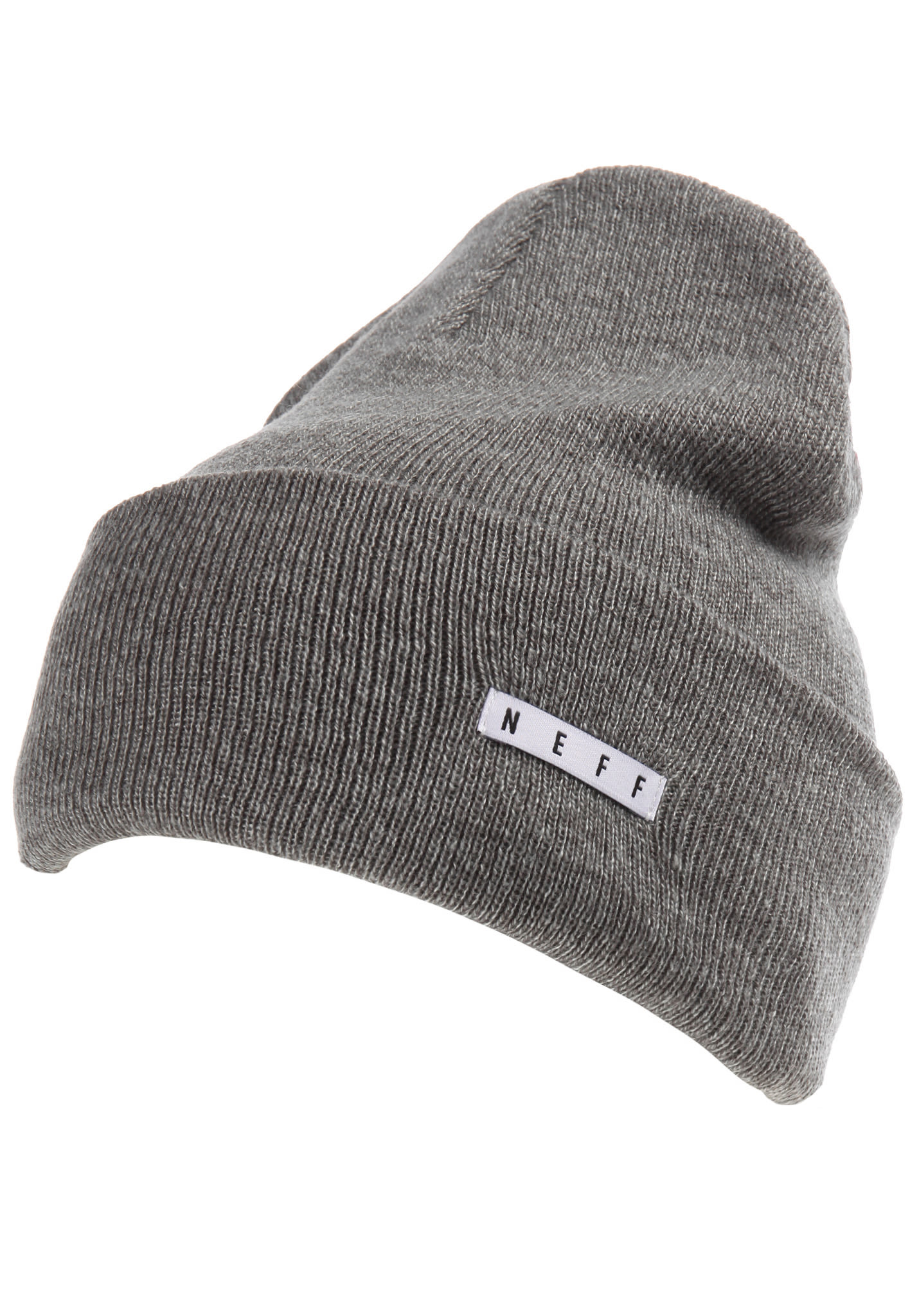 NEFF Lawrence - Beanie - Grey - Planet Sports be2d876dc31