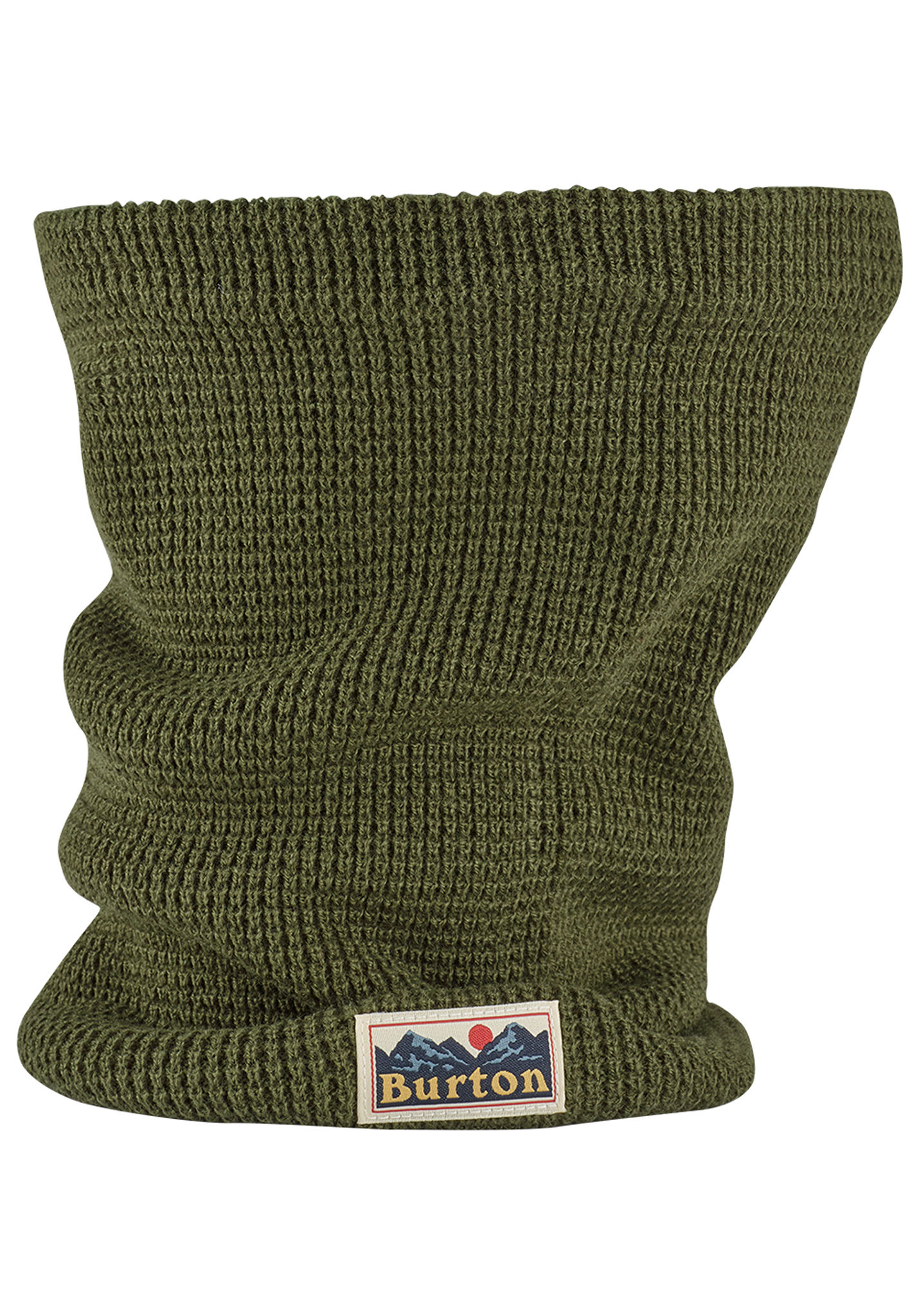 309952c4b71 Burton Waffle Neckwarmer - Neckwarmer - Green - Planet Sports