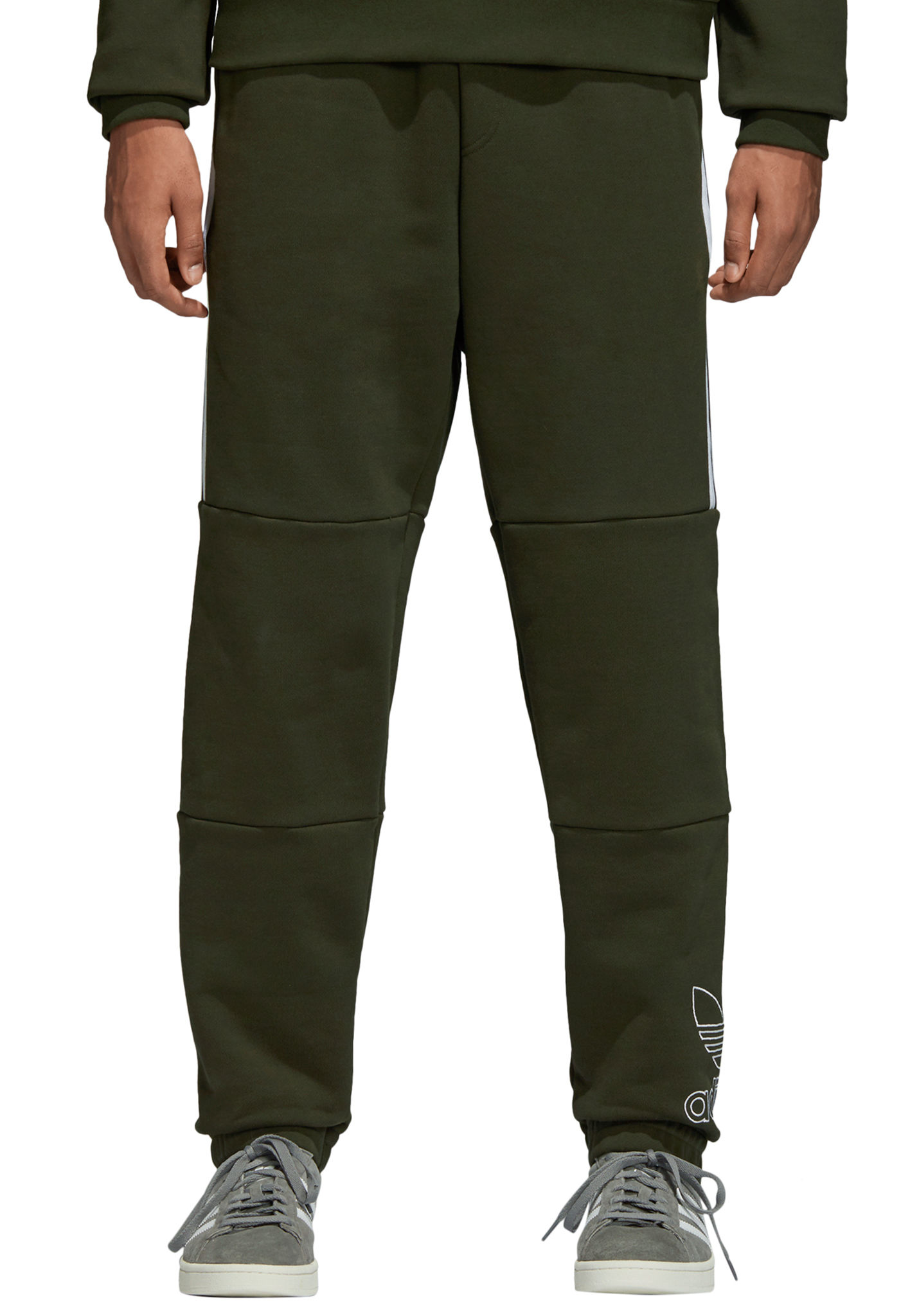 c7e8c4e167e3 ADIDAS ORIGINALS Outline - Trackpants for Men - Green - Planet Sports