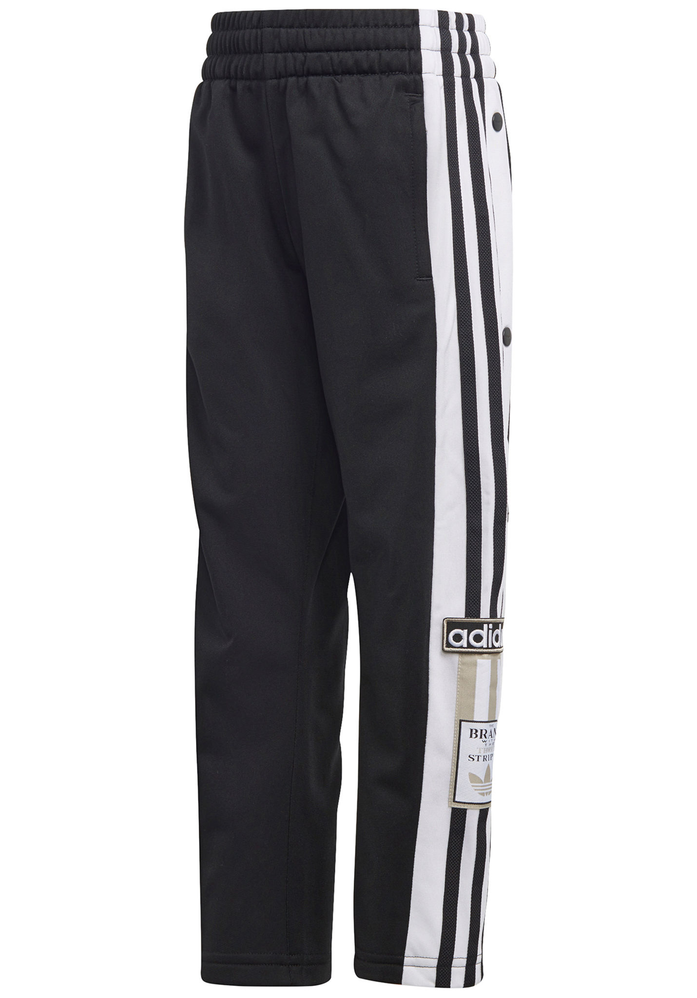 b8509cf8e9e ADIDAS ORIGINALS Adibreak - Trainingsbroek - Zwart - Planet Sports