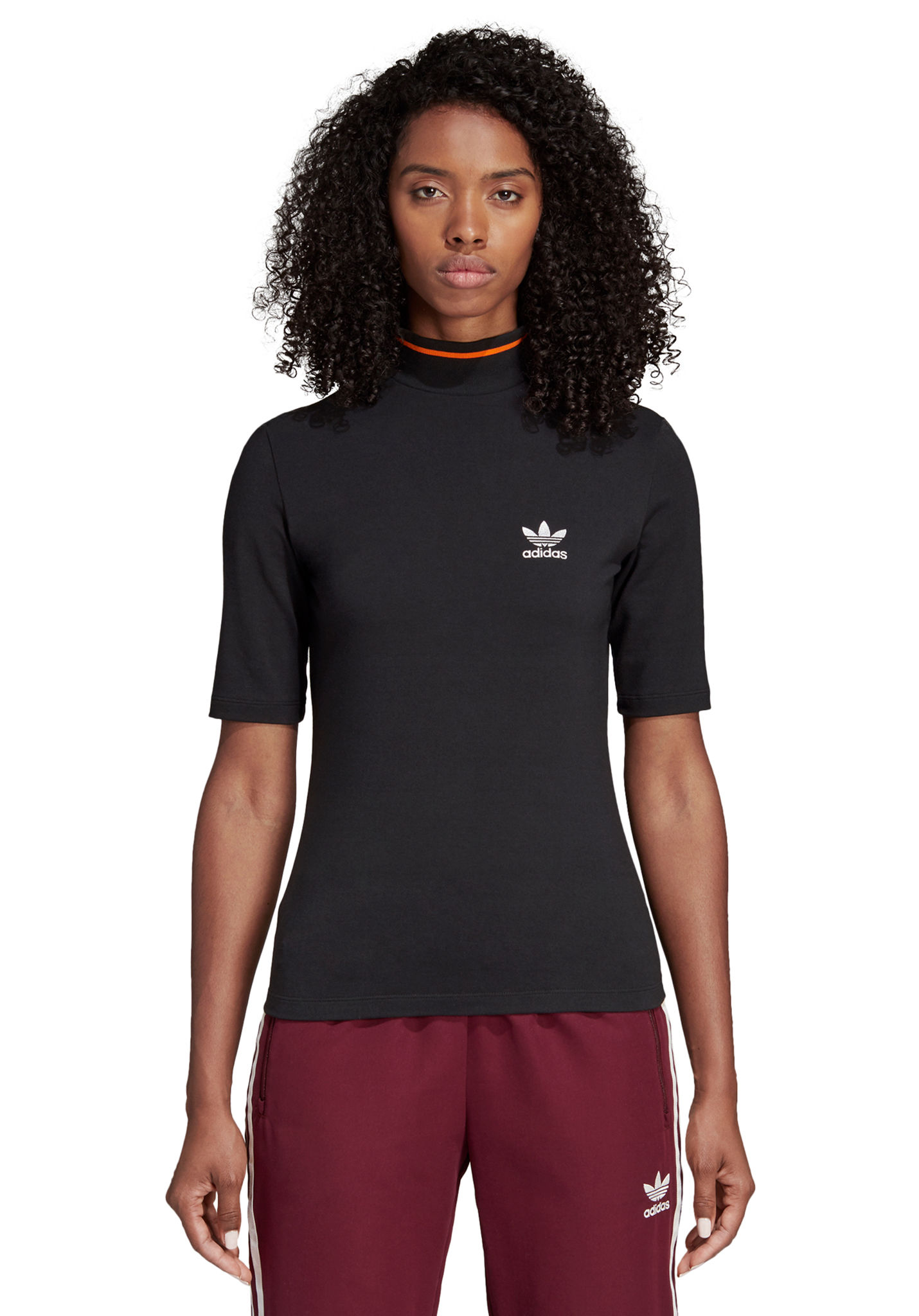 f46d0cbe3f7 ADIDAS ORIGINALS Colorado - T-shirt voor Dames - Zwart - Planet Sports