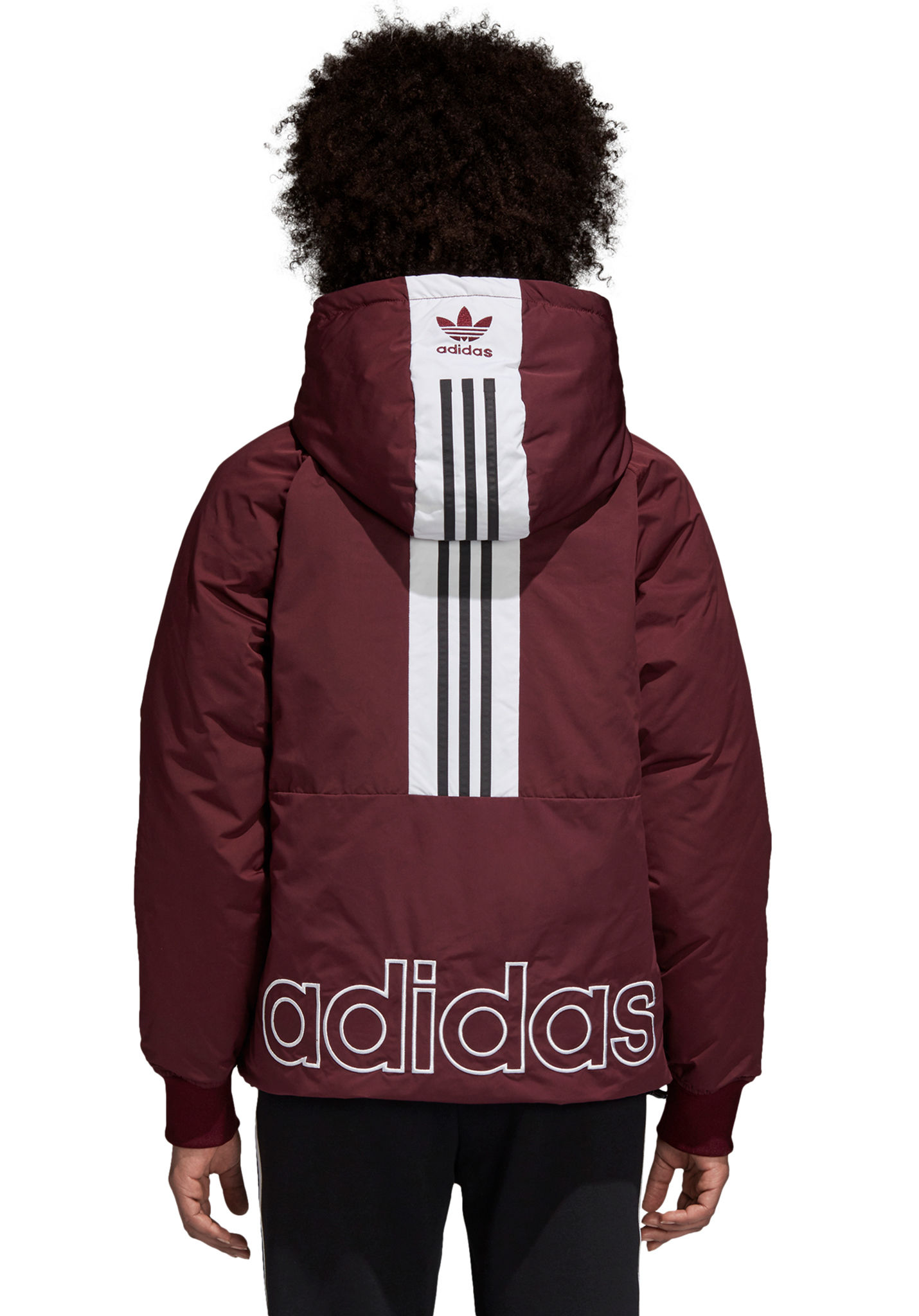 Sports Ytyw7 Short Down Planet Jacke Adidas Damen Für