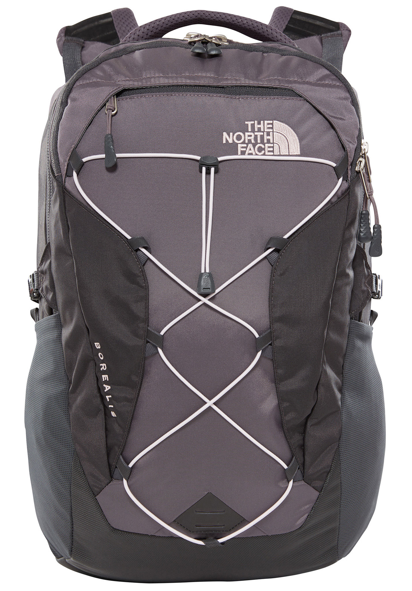 3d6f01c13ada4f THE NORTH FACE Borealis 28L - Backpack for Women - Grey - Planet Sports