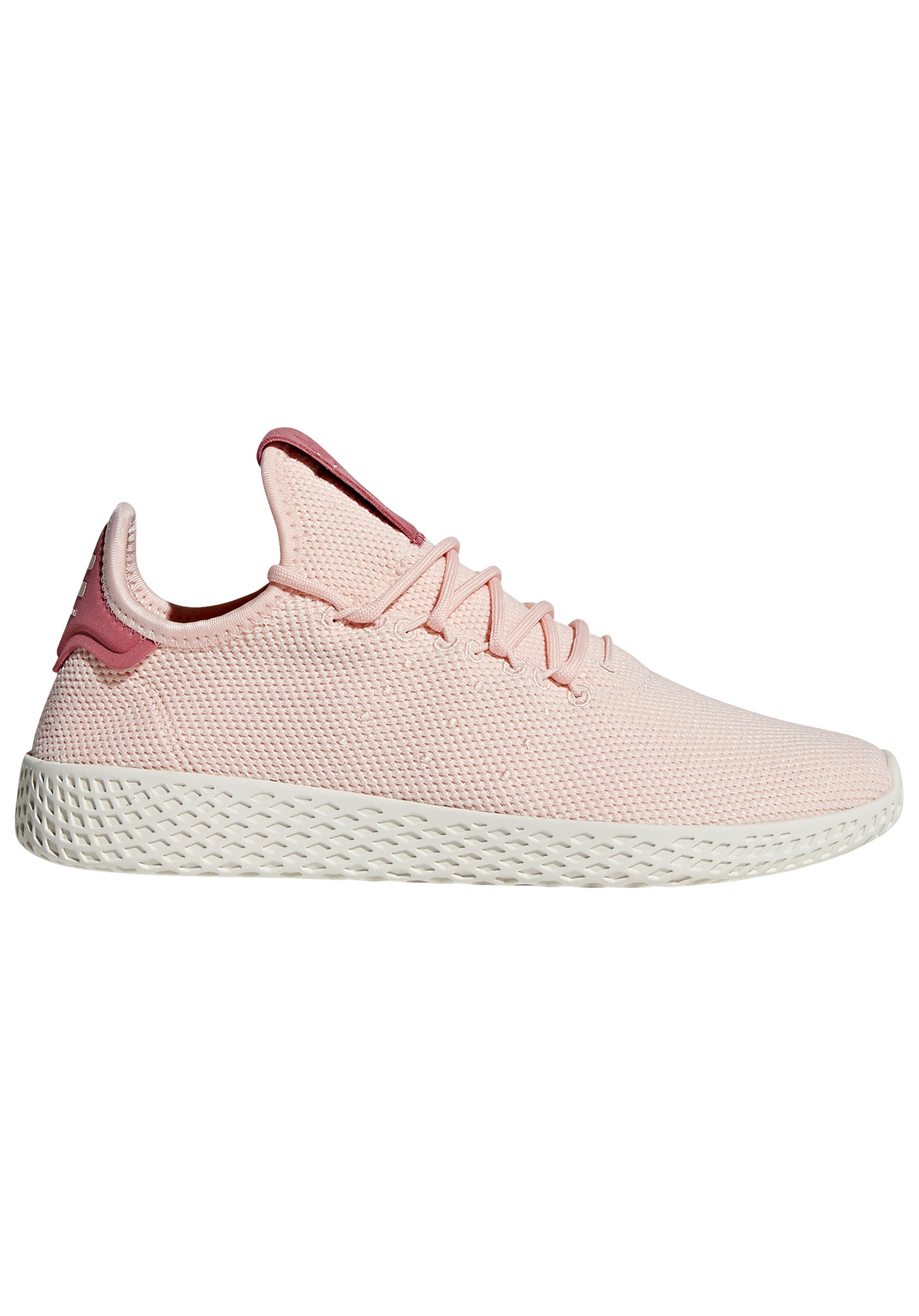 adidas Originals Pharrell Williams Tennis Hu - Sneaker für Damen - Pink