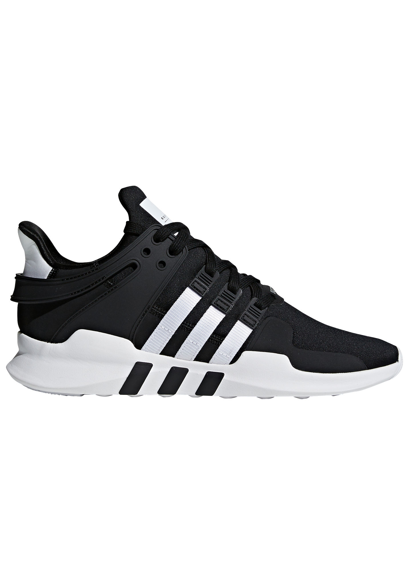 the best attitude 561c7 e08c9 ADIDAS ORIGINALS EQT Support ADV - Baskets pour Homme - Noir - Planet Sports
