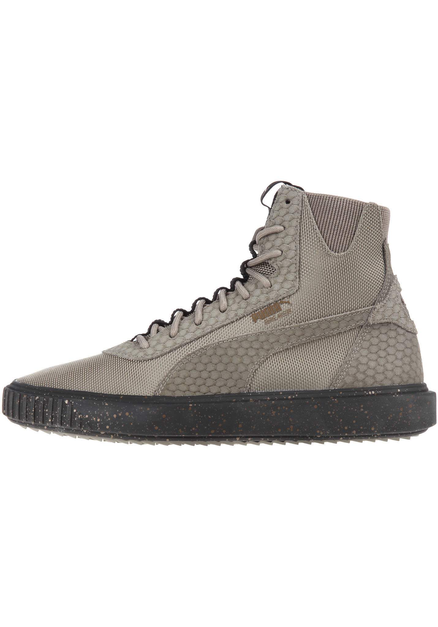 e21557eff3c Puma Breaker Hi Blocked - Sneakers for Men - Grey - Planet Sports