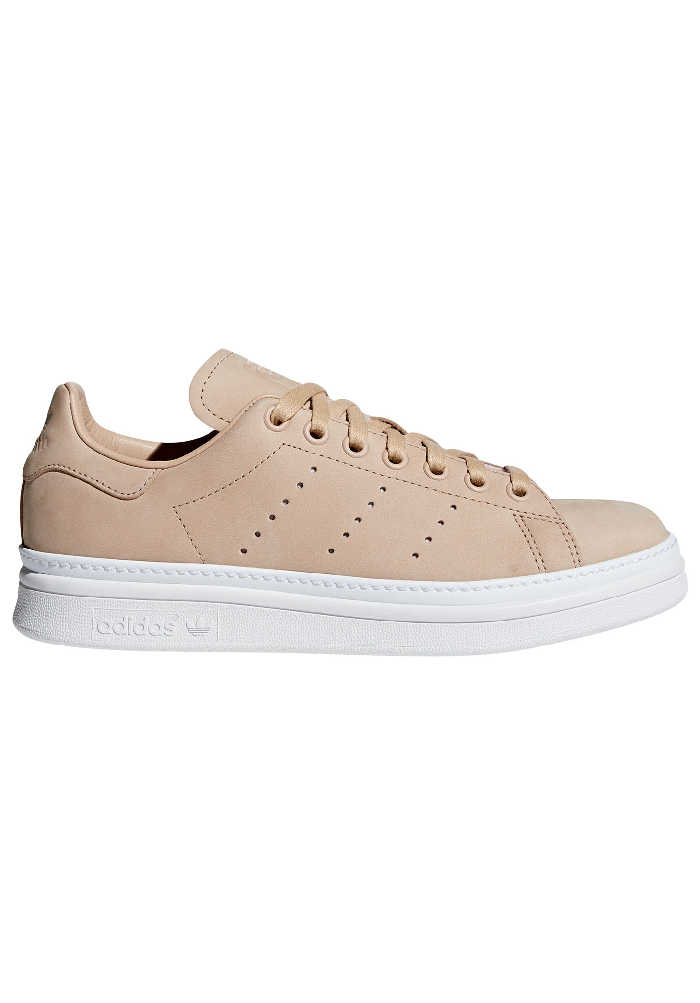 edffc4f40ccab2 ADIDAS ORIGINALS Stan Smith New Bold - Sneakers for Women - Beige - Planet  Sports