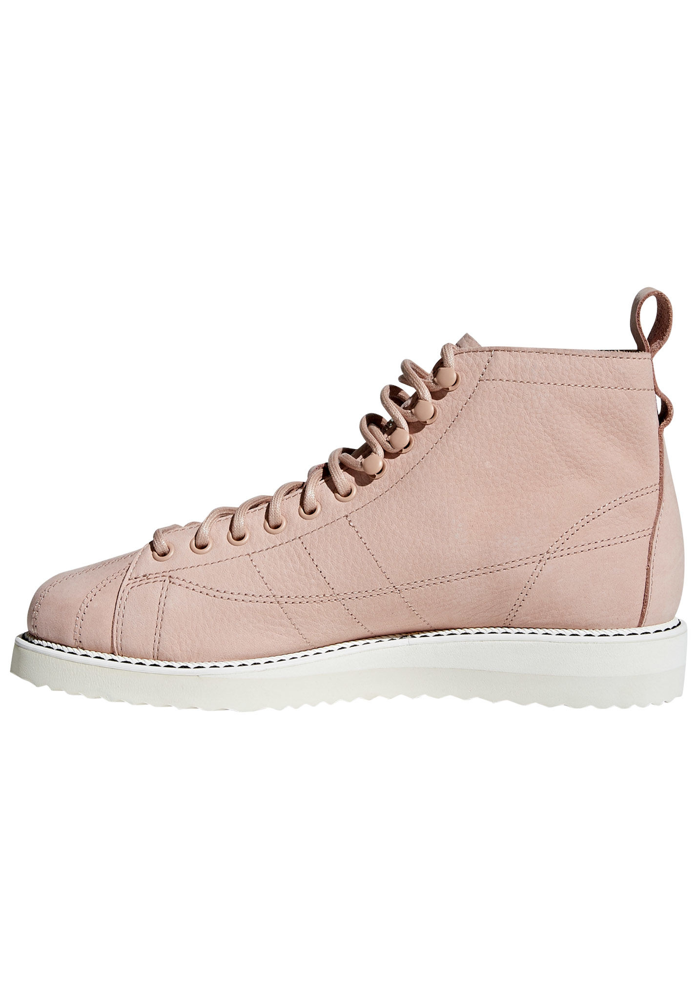 45f442f3e ADIDAS ORIGINALS Superstar Boot - Sneakers for Women - Pink - Planet Sports