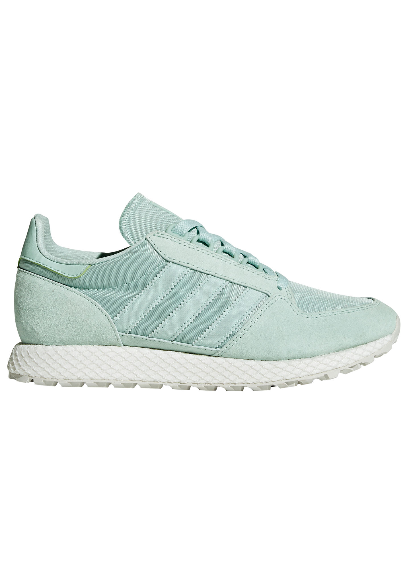 e8b774dd63a ADIDAS ORIGINALS Forest Grove - Sneakers for Women - Green - Planet Sports