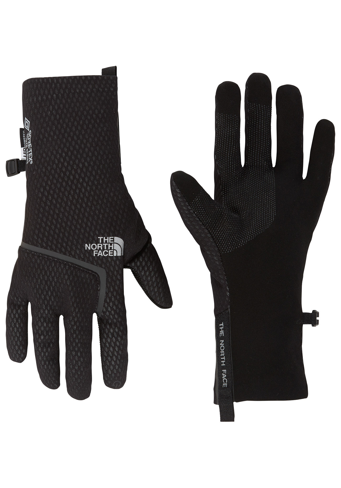 a3a5d64b4ad THE NORTH FACE Gore Closefit Tricot - Gloves for Women - Black - Planet  Sports