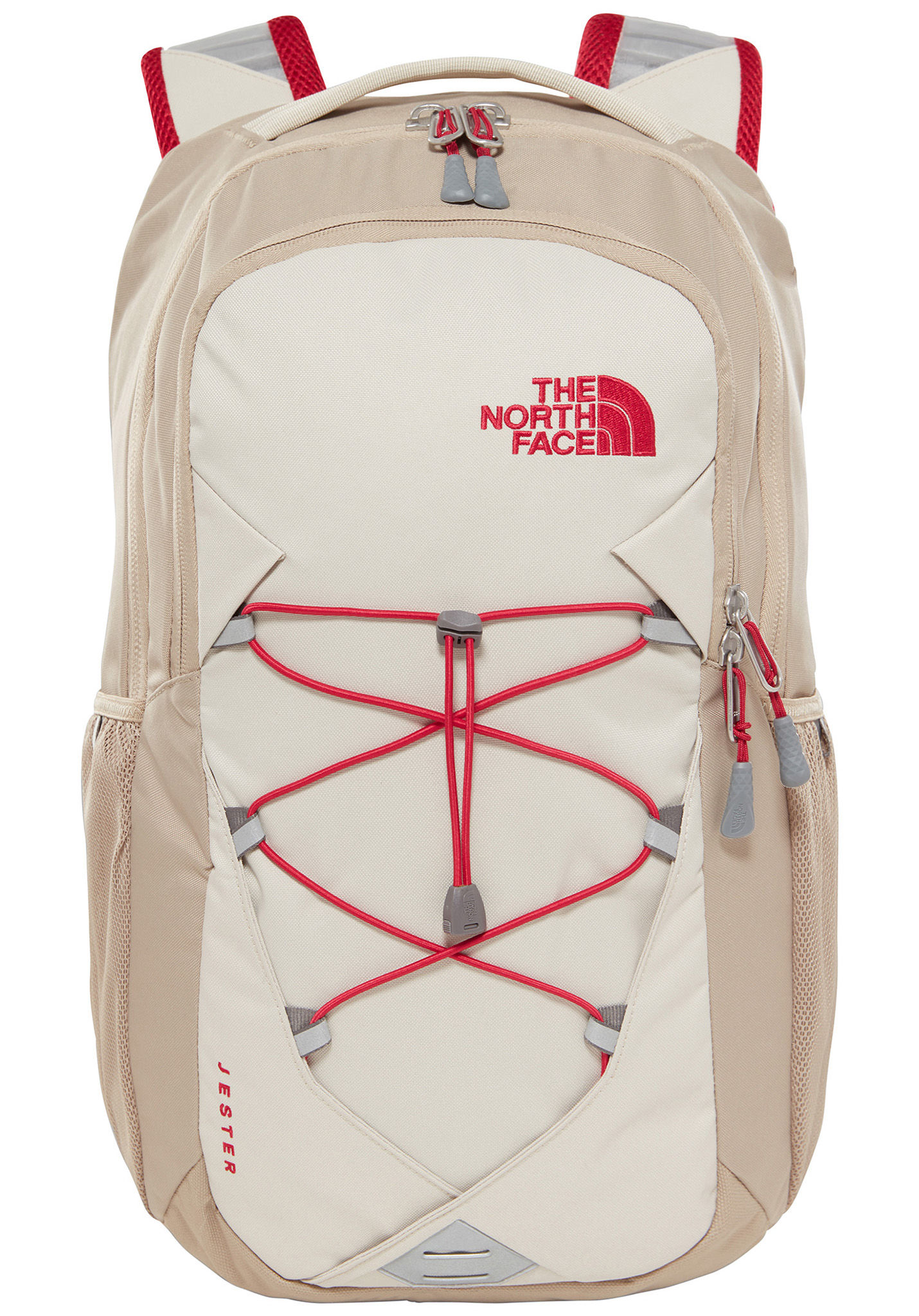 4b6bc9f550f THE NORTH FACE Jester 29L - Backpack for Women - Beige - Planet Sports