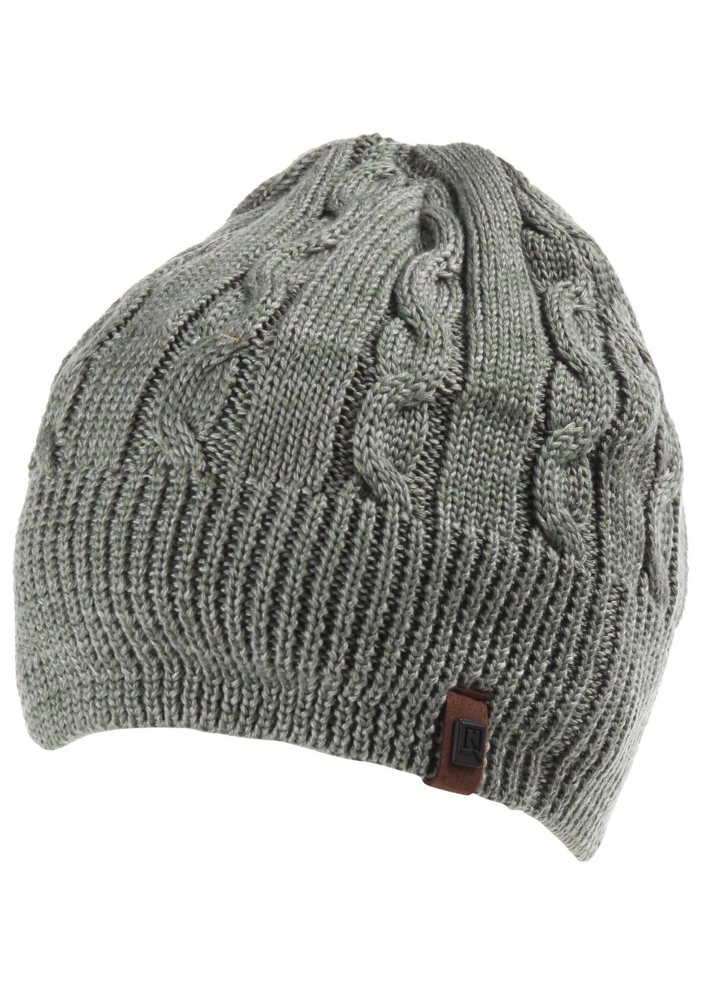 9f747a8d290 NITRO Sierra - Beanie - Grey - Planet Sports
