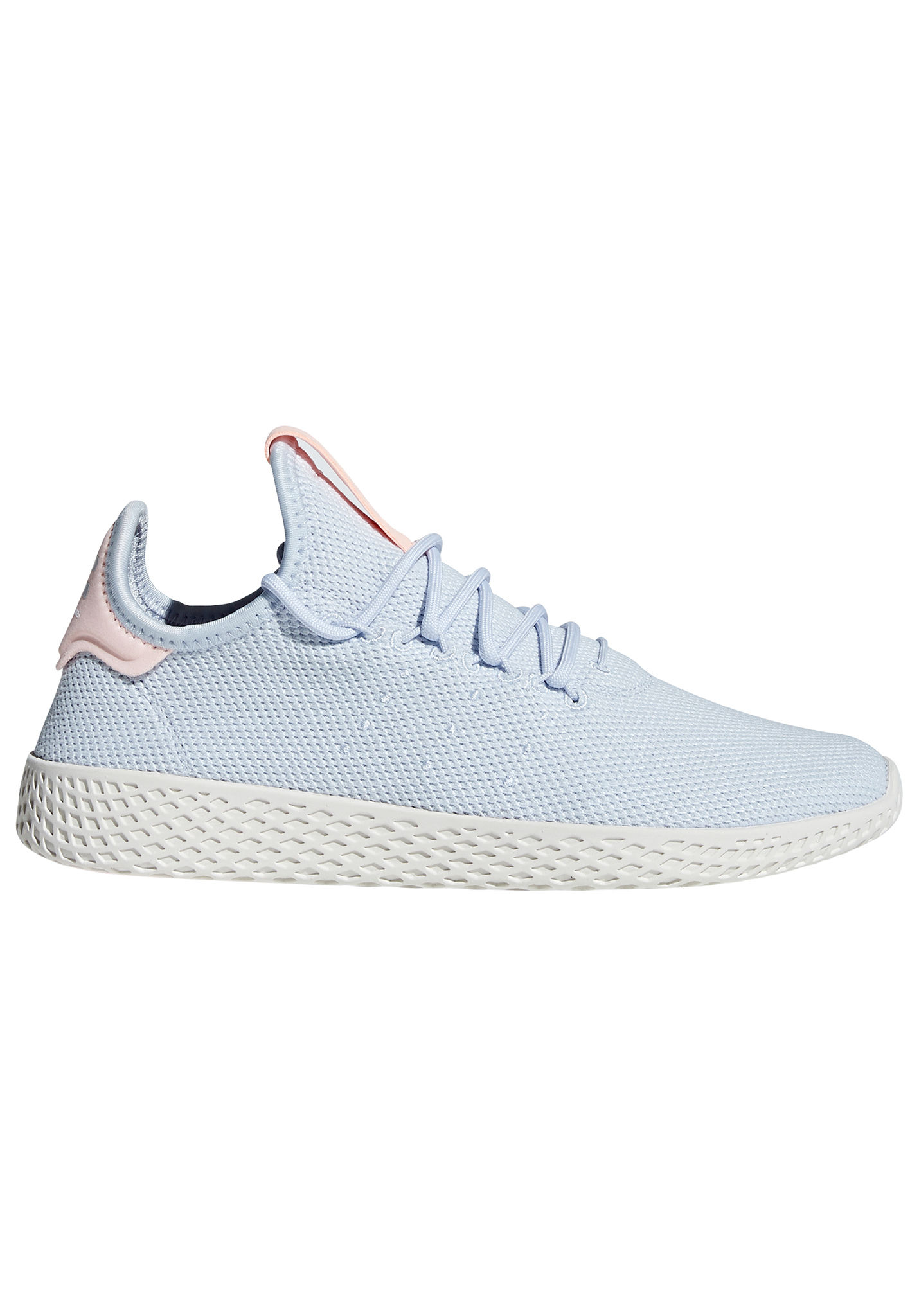 dc30af1bad1 ADIDAS ORIGINALS Pharrell Williams Tennis Hu - Sneakers voor Dames - Blauw  - Planet Sports