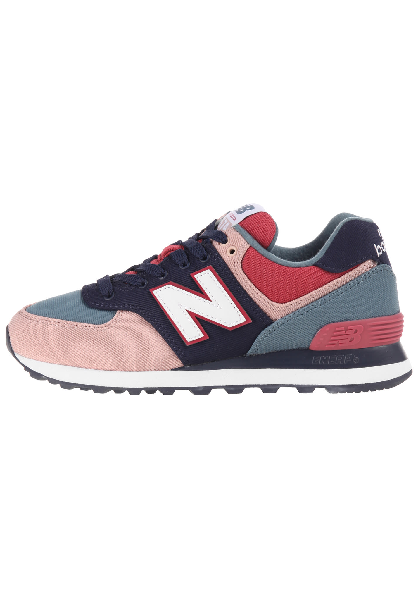 Femme Multi 574 Multicolores Chaussures New Balance Baskets