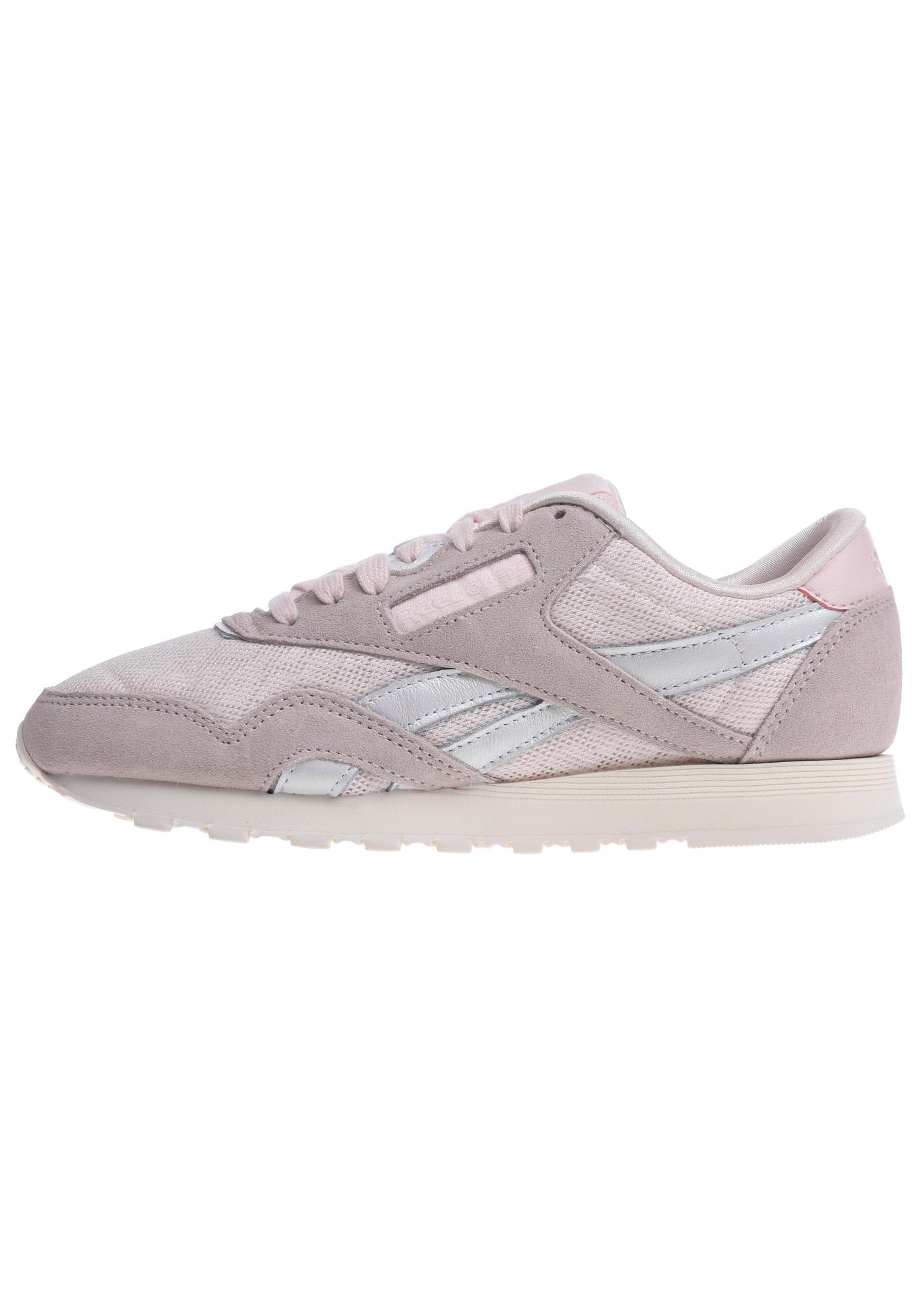 029488229d7b75 Reebok Classic Nylon Cold Paste - Sneakers for Women - Pink - Planet Sports