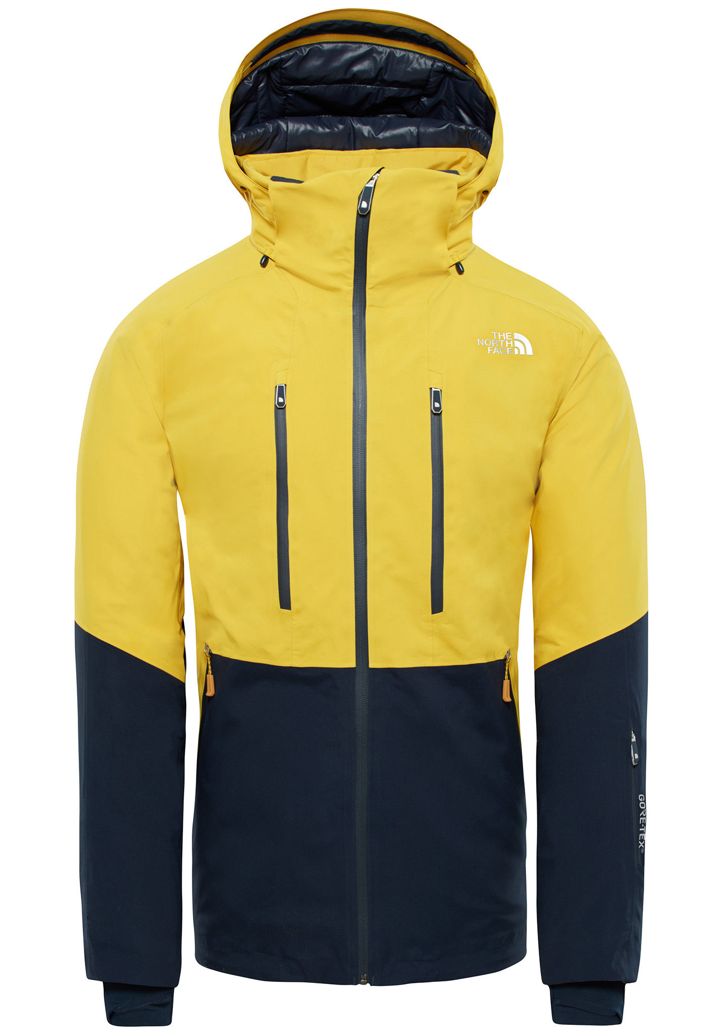 e56695ab0 THE NORTH FACE Anonym - Ski Jacket for Men - Yellow