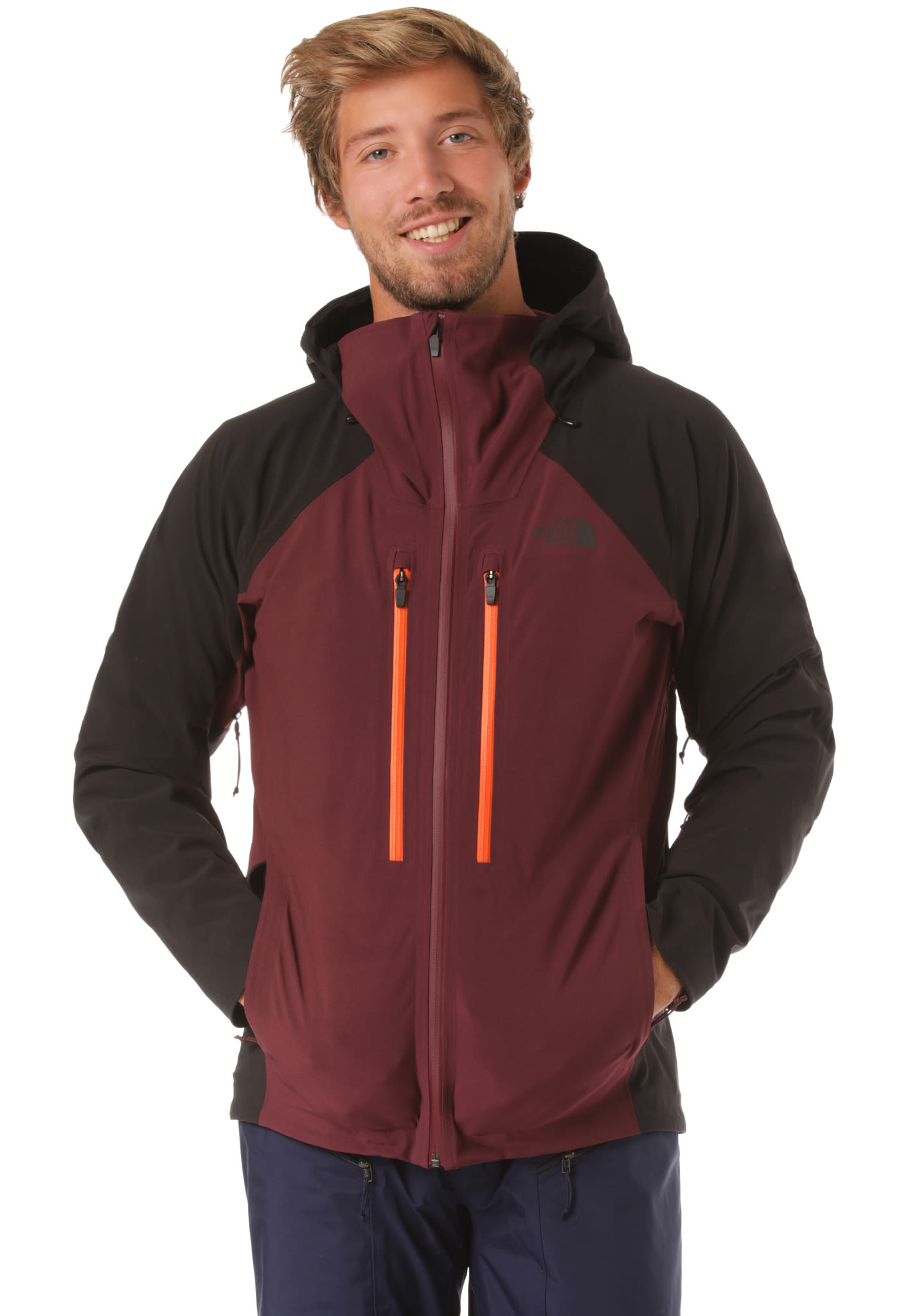Chollazo Chaqueta impermeable The North Face M Solaris