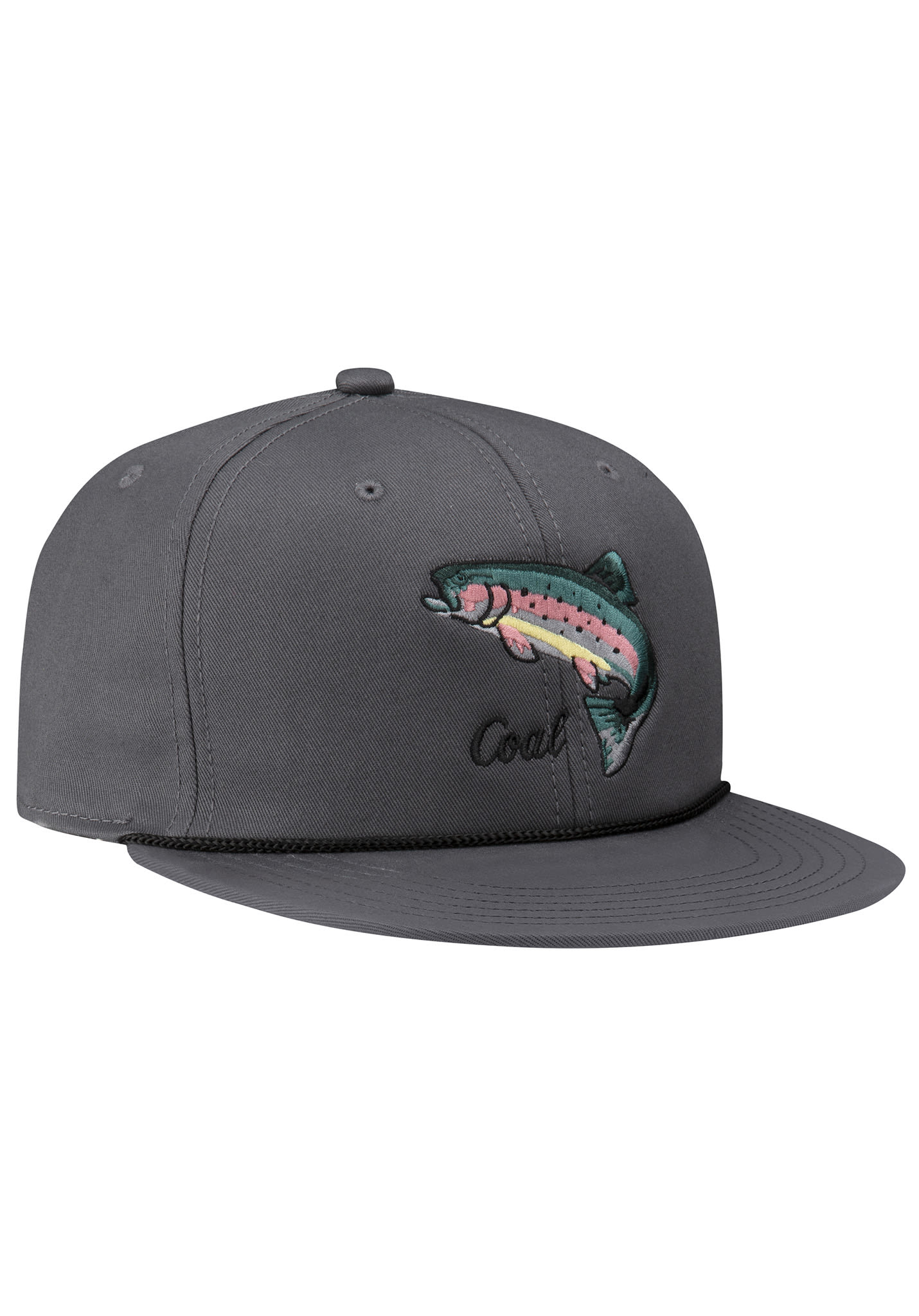 6b690e13505 Coal The Wilderness SP - Snapback Cap - Grey - Planet Sports
