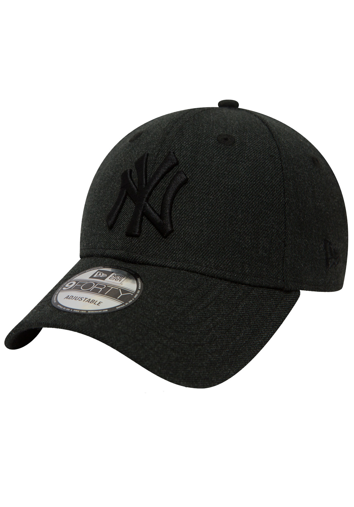 b3a36f33f944 NEW Era 9Forty New York Yankees - Strapback Cap - Black - Planet Sports