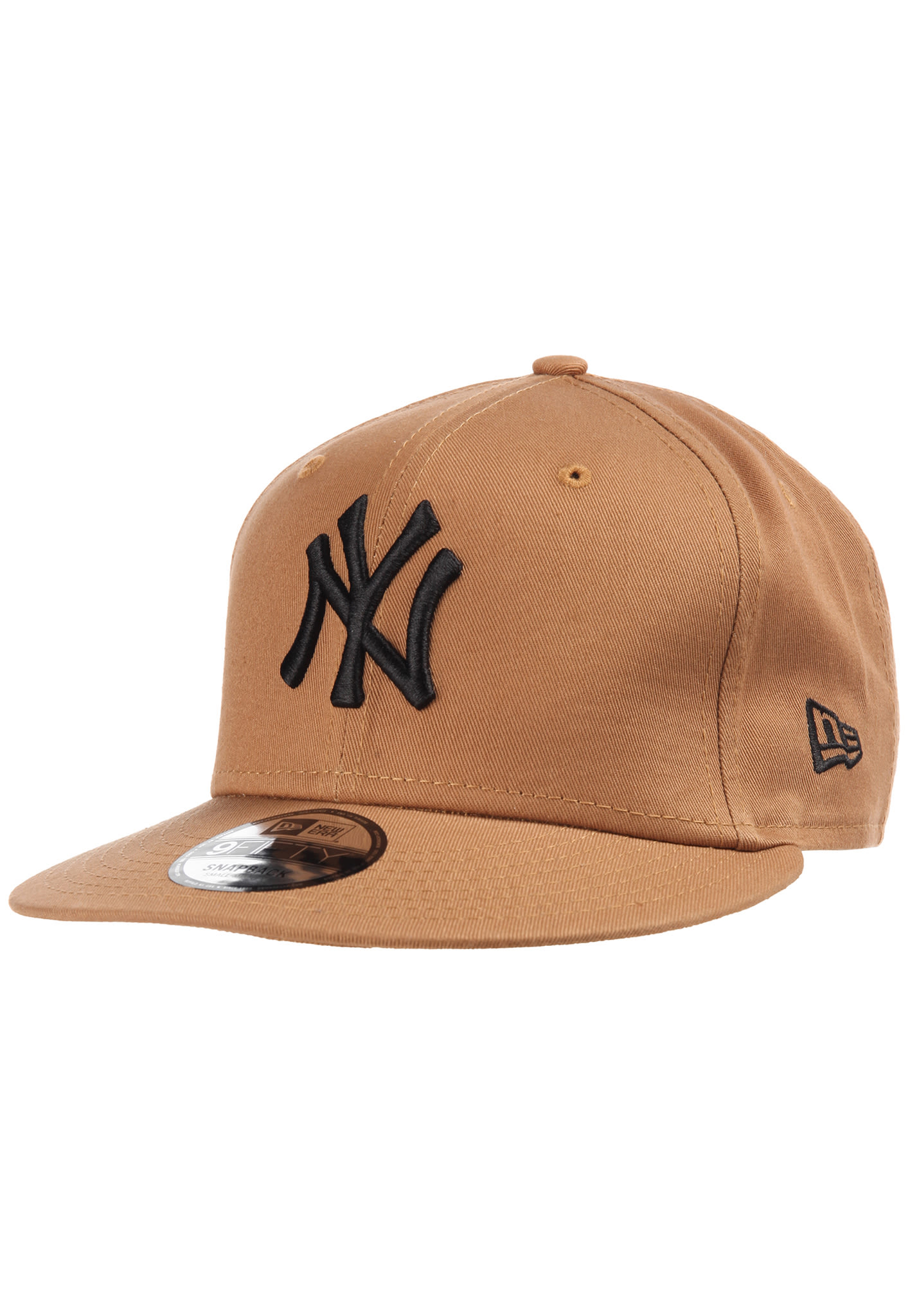 bf914160aae85 NEW Era 9Fifty New York Yankees - Snapback Cap - Brown - Planet Sports