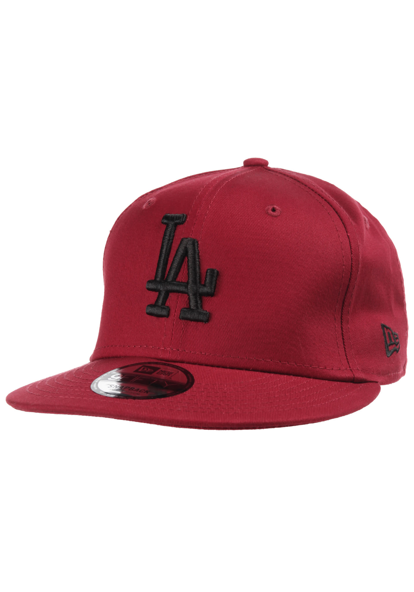 d7f7f841f5dbf NEW Era 9Fifty Los Angeles Dodgers - Casquette snapback - Rouge - Planet  Sports