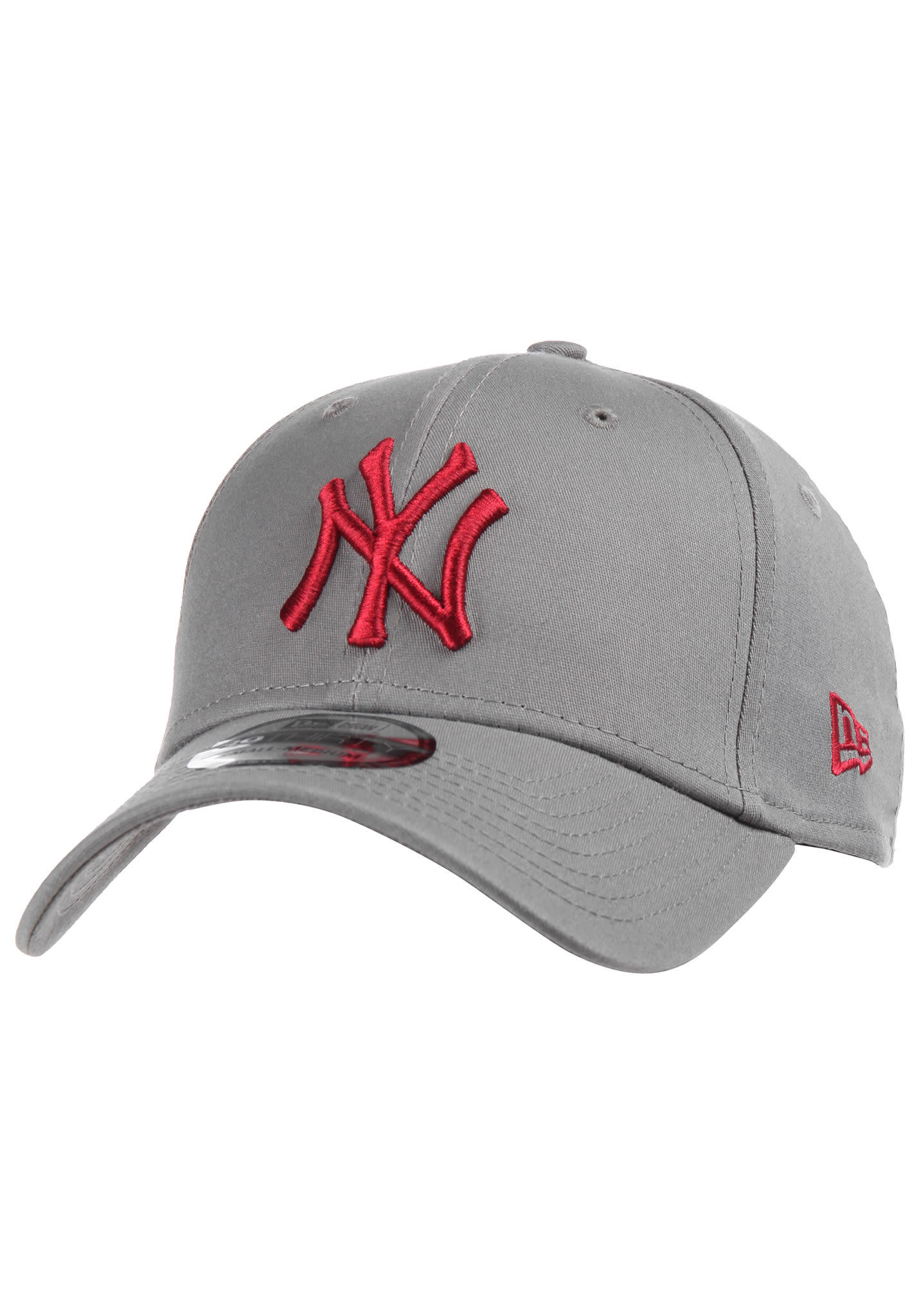 0f203376051 NEW Era 39Thirty New York Yankees - Flexfit Cap - Grey - Planet Sports