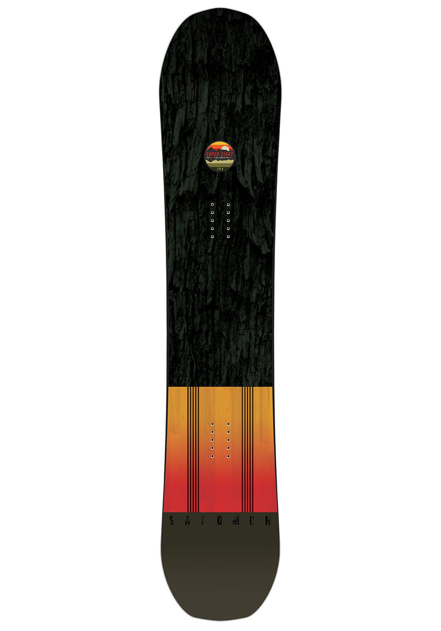 5ccab216591a Salomon Super 8 154cm - Snowboard for Men - Multicolor - Planet Sports