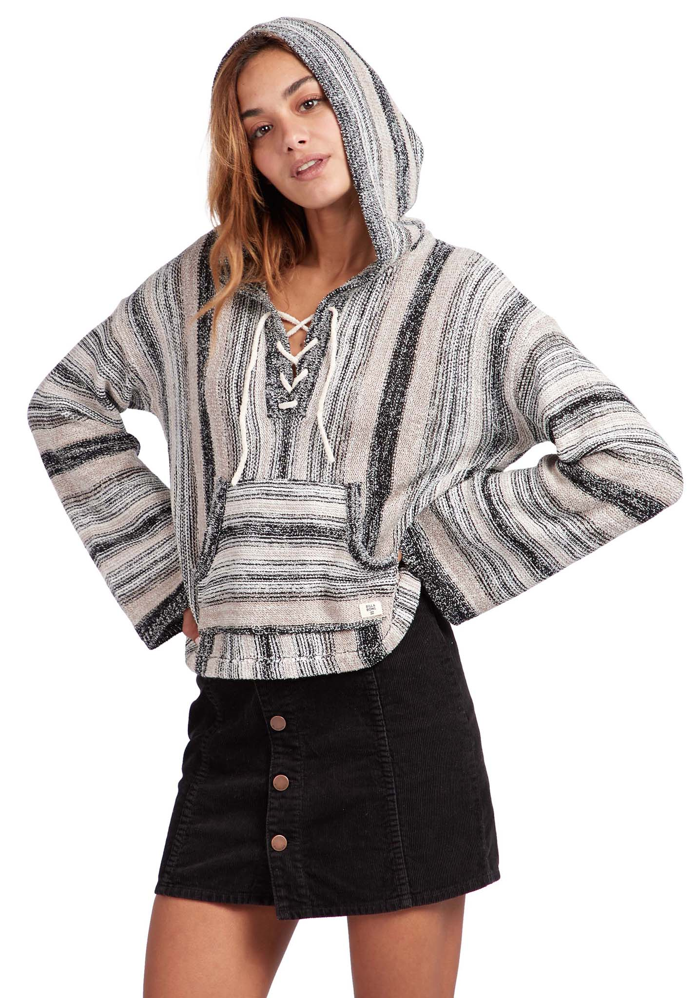 9343e4b18ce0 BILLABONG Baja Beach 2 - Knitted Pullover for Women - Multicolor - Planet  Sports