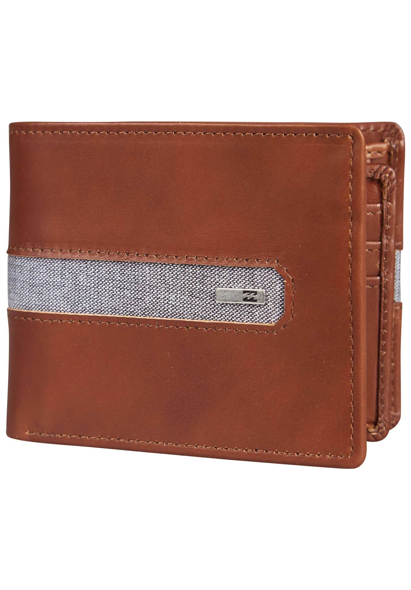 d8252850a BILLABONG D Bah Lthr - Monedero para Hombres - Marrón - Planet Sports