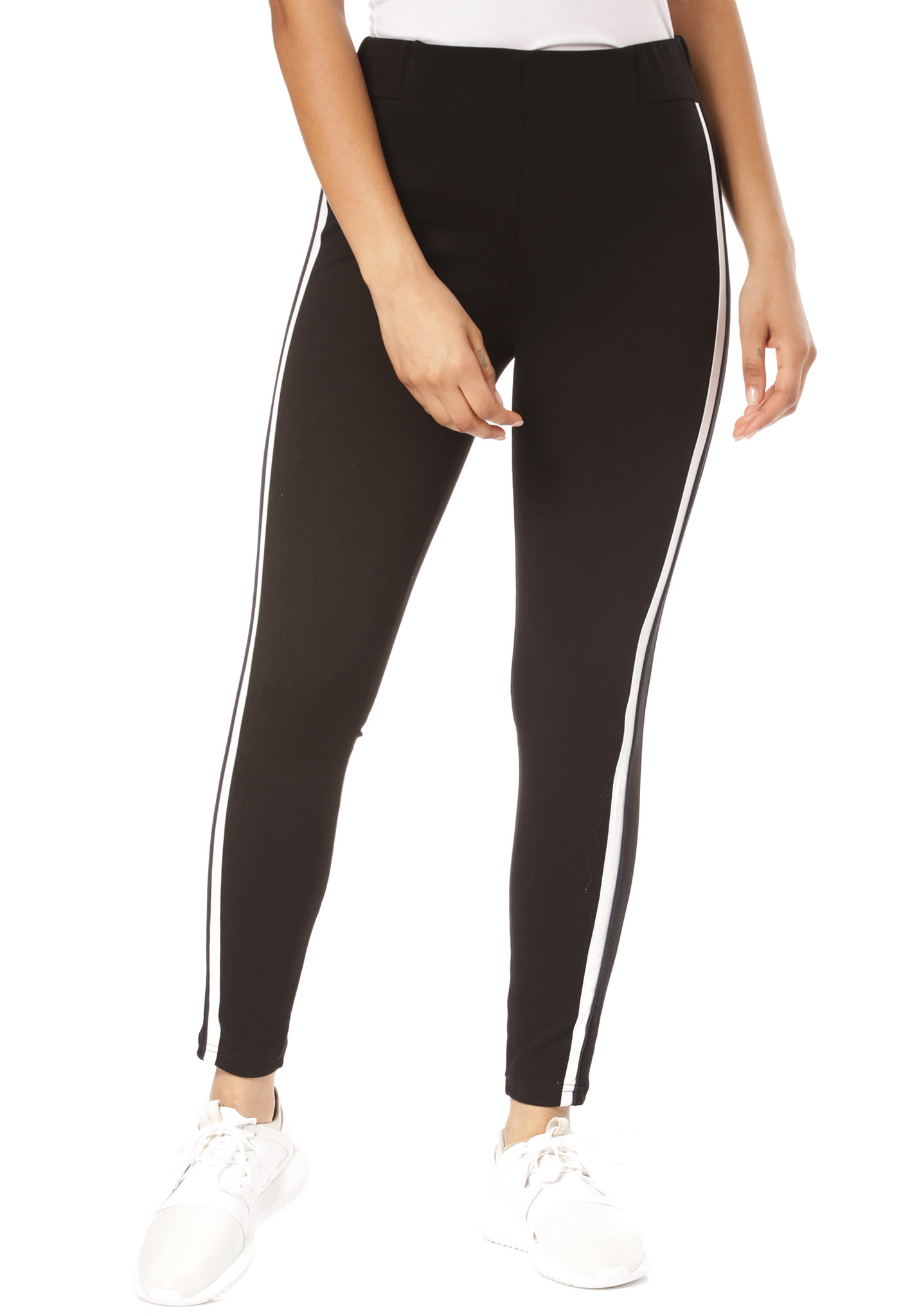 b590d620e01 Vila Viodina HW 7/8 - Leggings voor Dames - Zwart - Planet Sports