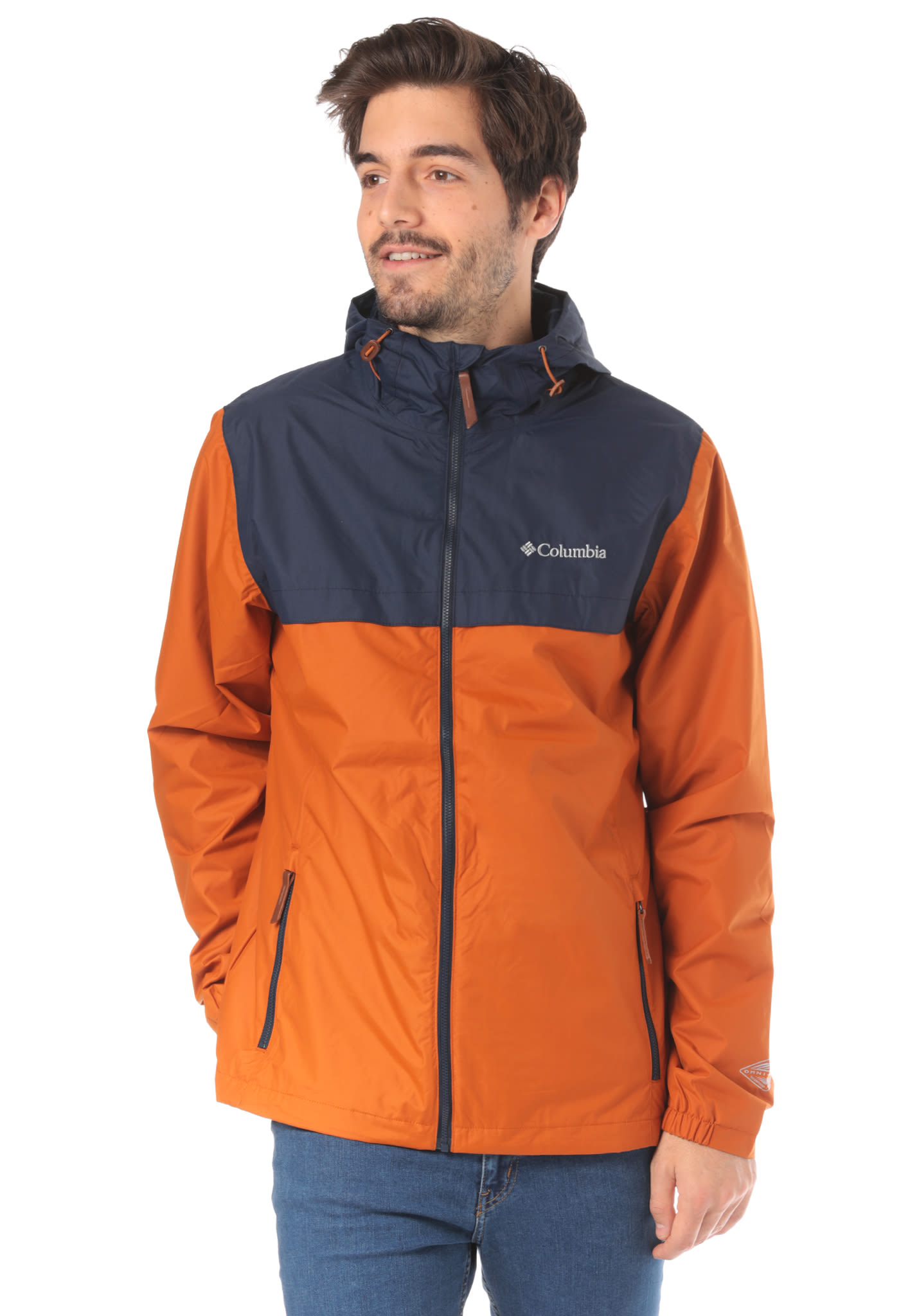 94c3cd2f37 Columbia Jones Ridge - Outdoorjacke für Herren - Orange - Planet Sports