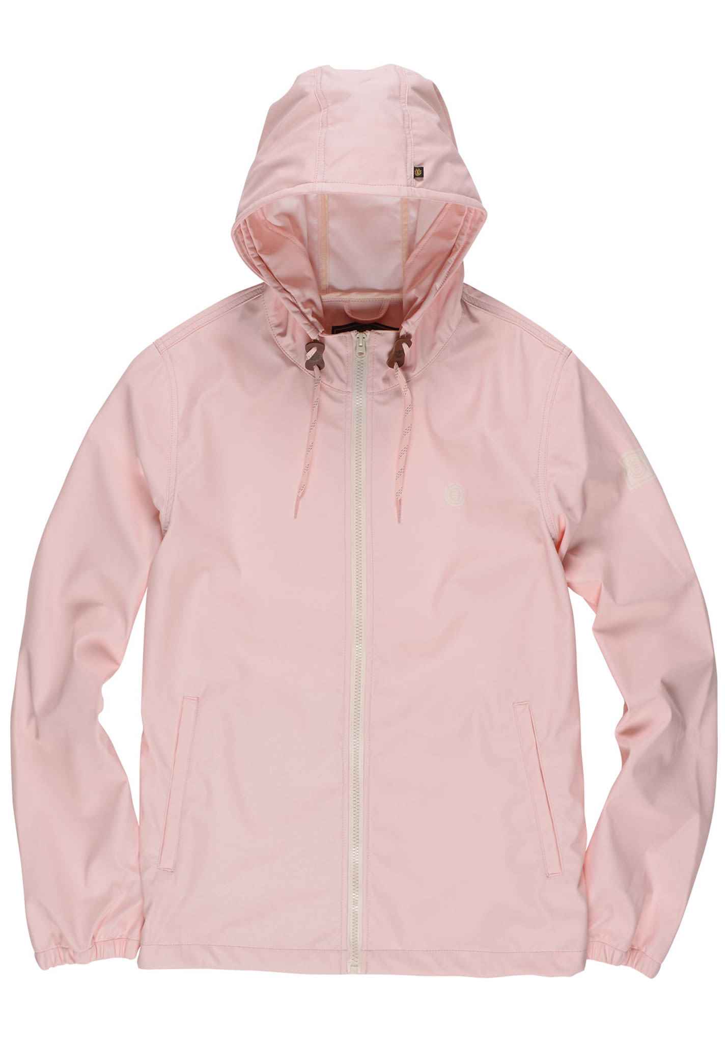 75ca79a4967b Element Alder Rain - Jacke für Herren - Pink - Planet Sports